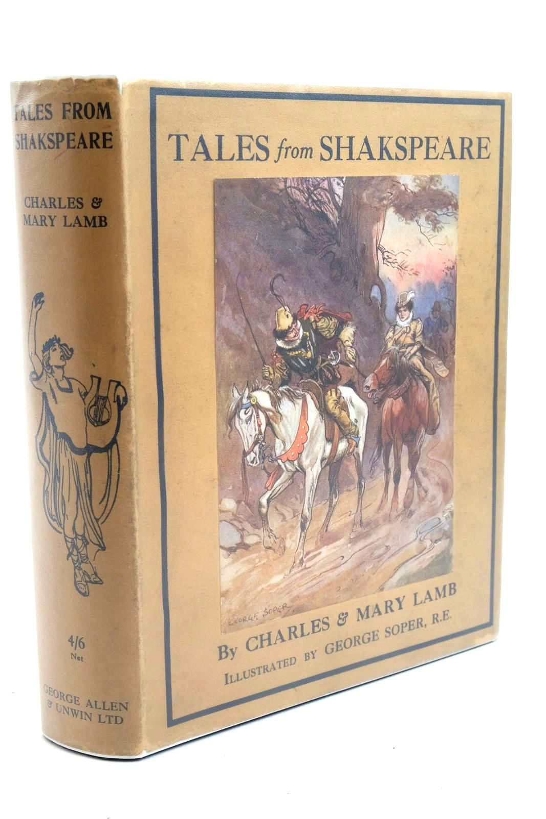 Photo of TALES FROM SHAKESPEARE- Stock Number: 1321654