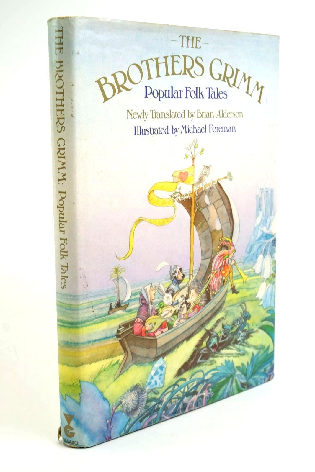 Photo of THE BROTHERS GRIMM - POPULAR FOLK TALES- Stock Number: 1321674