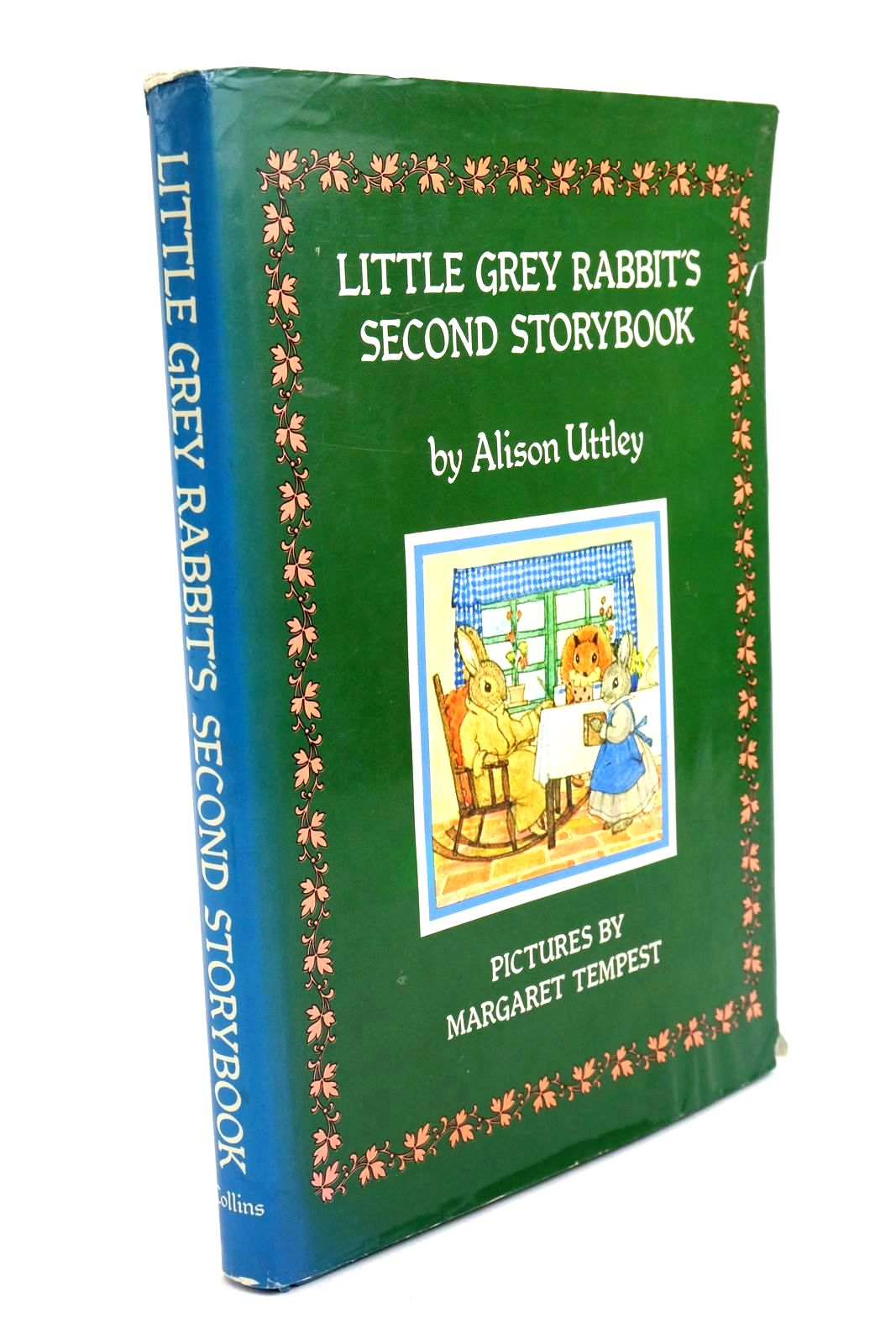 Photo of LITTLE GREY RABBIT'S SECOND STORYBOOK written by Uttley, Alison illustrated by Tempest, Margaret published by Collins (STOCK CODE: 1321675)  for sale by Stella & Rose's Books