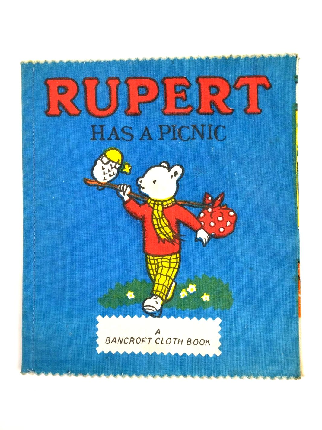 Photo of RUPERT HAS A PICNIC- Stock Number: 1321677