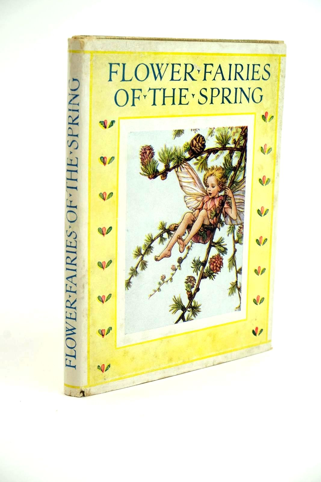 Photo of FLOWER FAIRIES OF THE SPRING written by Barker, Cicely Mary illustrated by Barker, Cicely Mary published by Blackie & Son Ltd. (STOCK CODE: 1321679)  for sale by Stella & Rose's Books