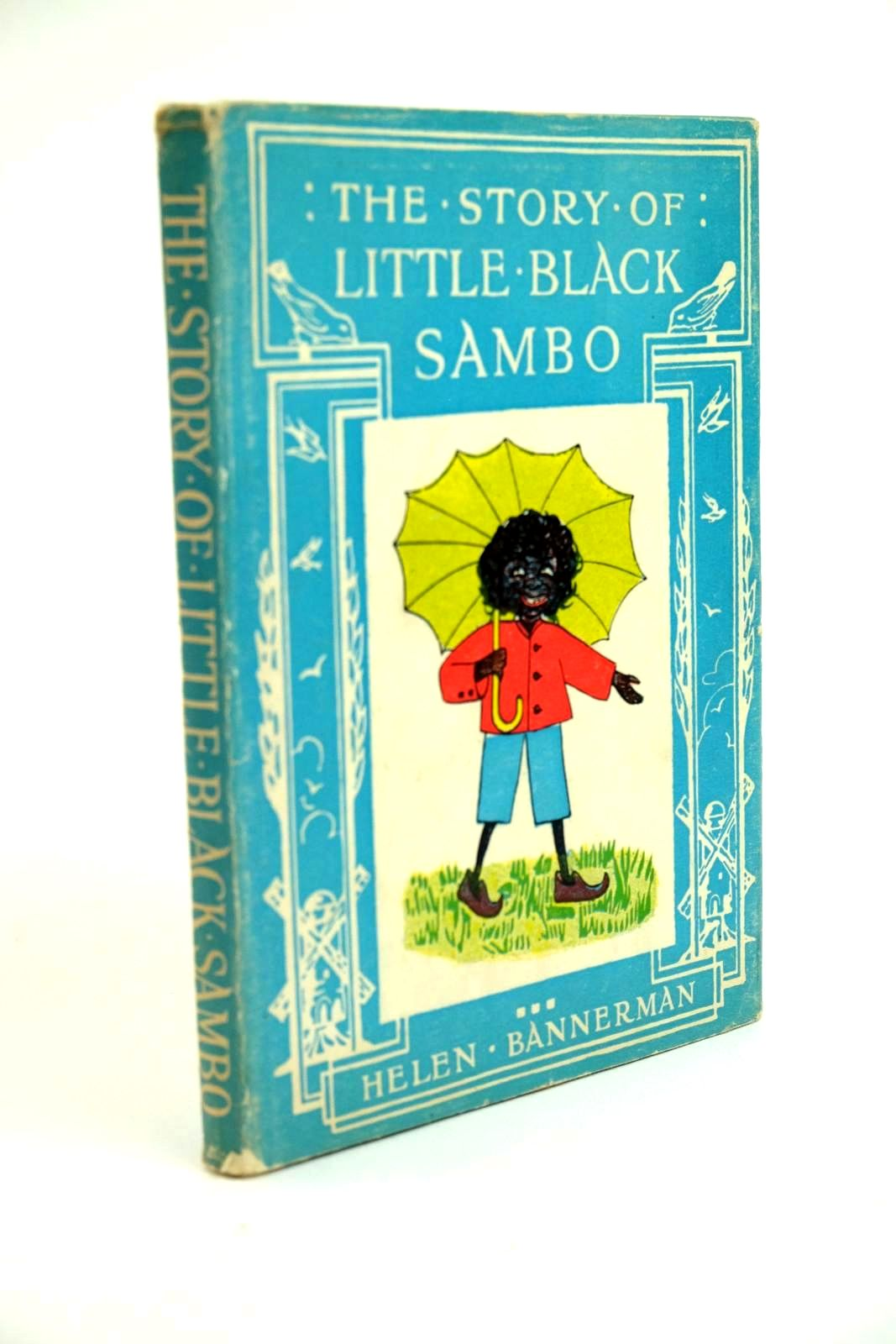 Photo of THE STORY OF LITTLE BLACK SAMBO- Stock Number: 1321683
