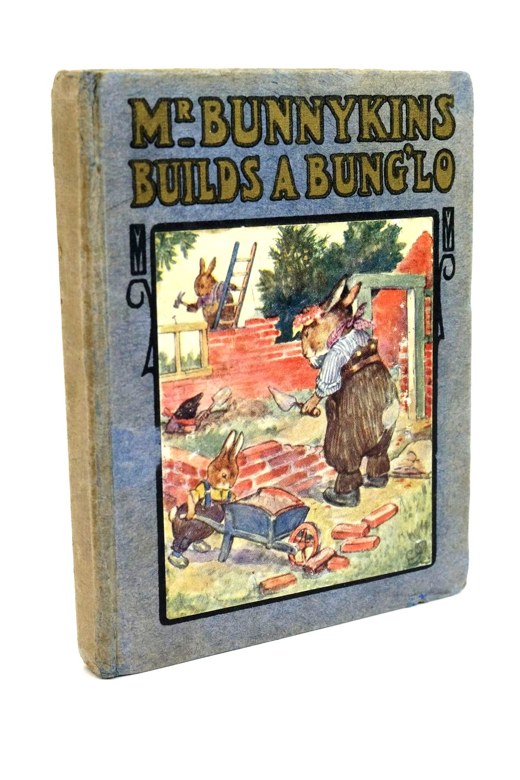 Photo of MR. BUNNYKINS BUILDS A BUNG'LO- Stock Number: 1321685