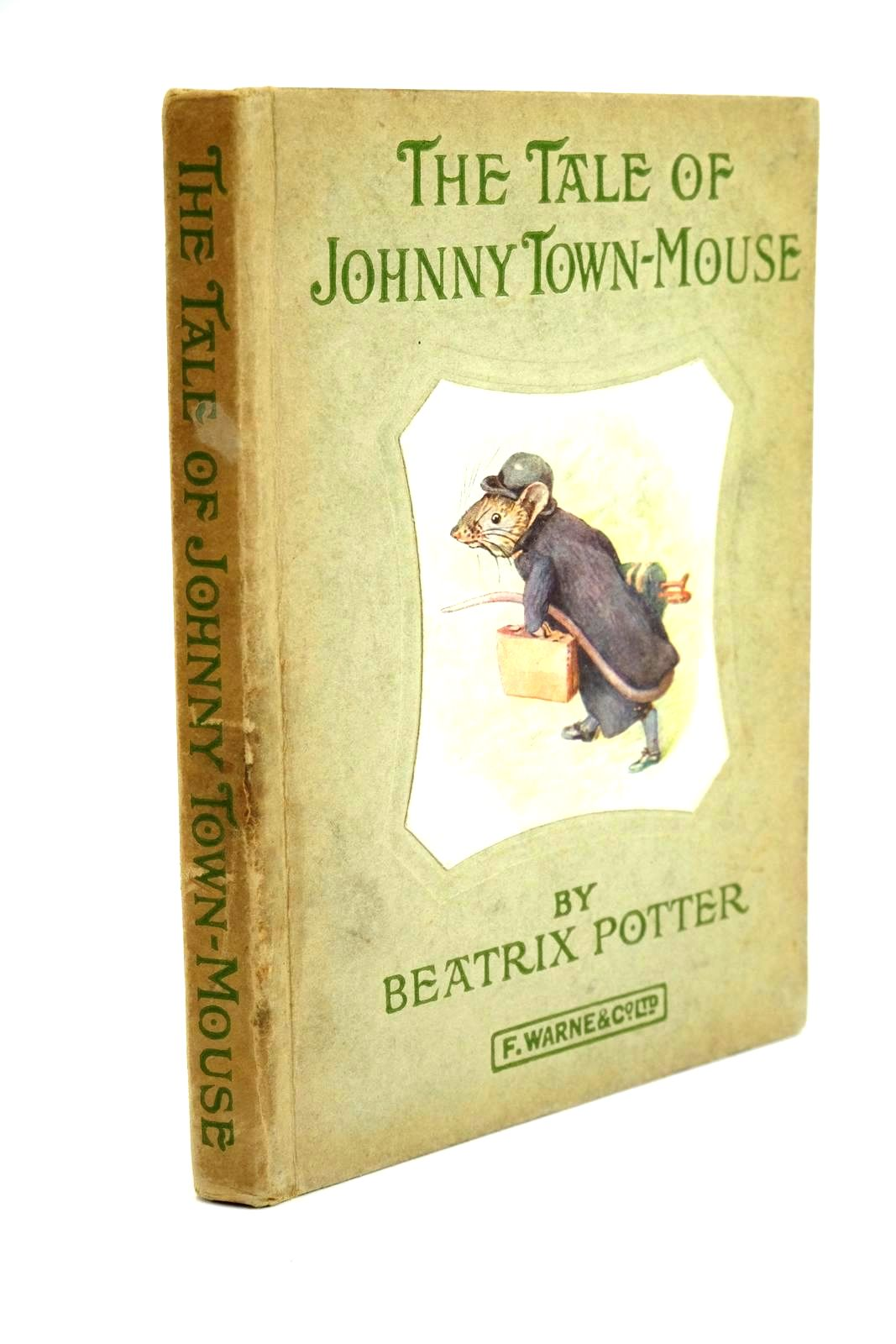 Photo of THE TALE OF JOHNNY TOWN-MOUSE- Stock Number: 1321686
