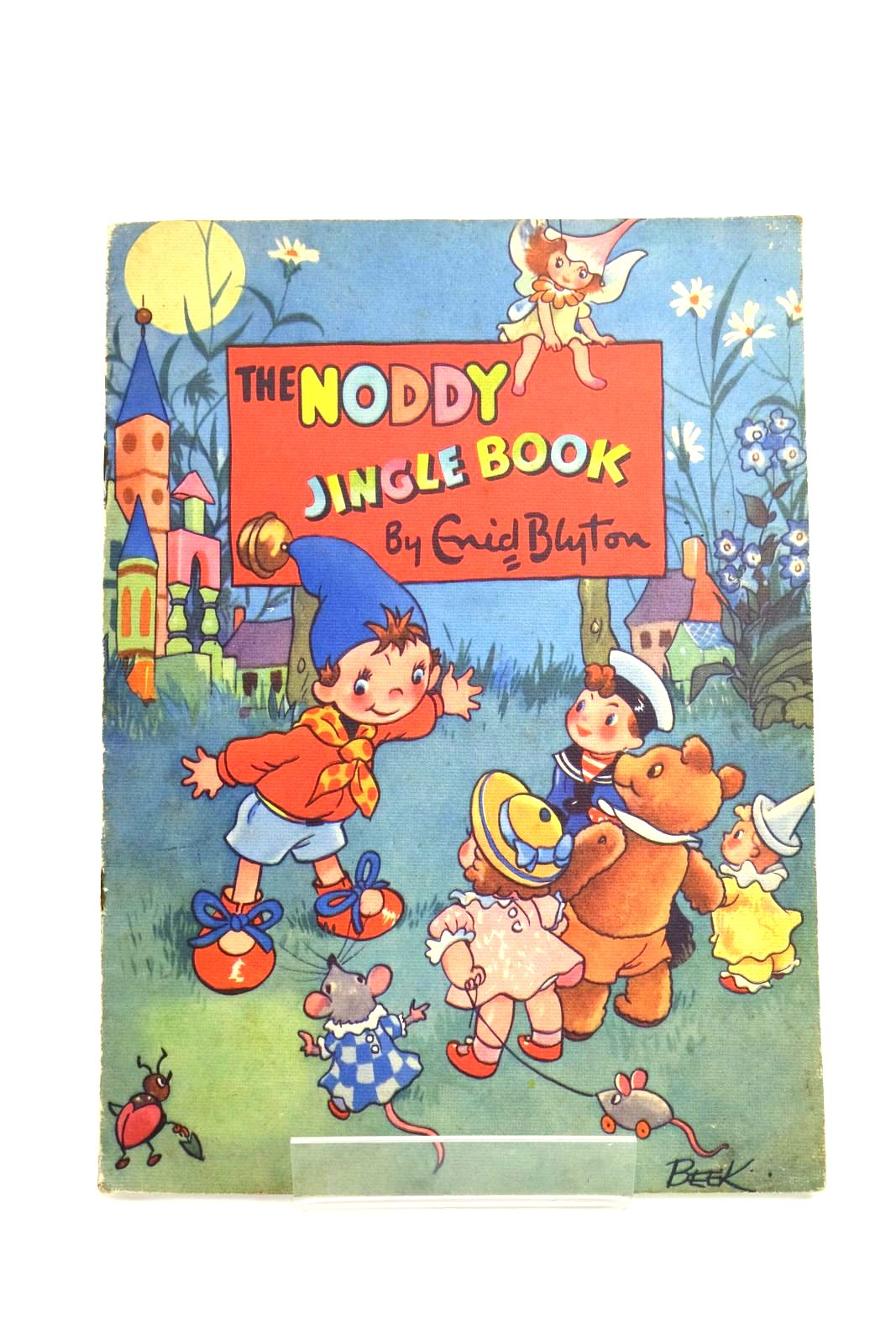 Photo of THE NODDY JINGLE BOOK- Stock Number: 1321693