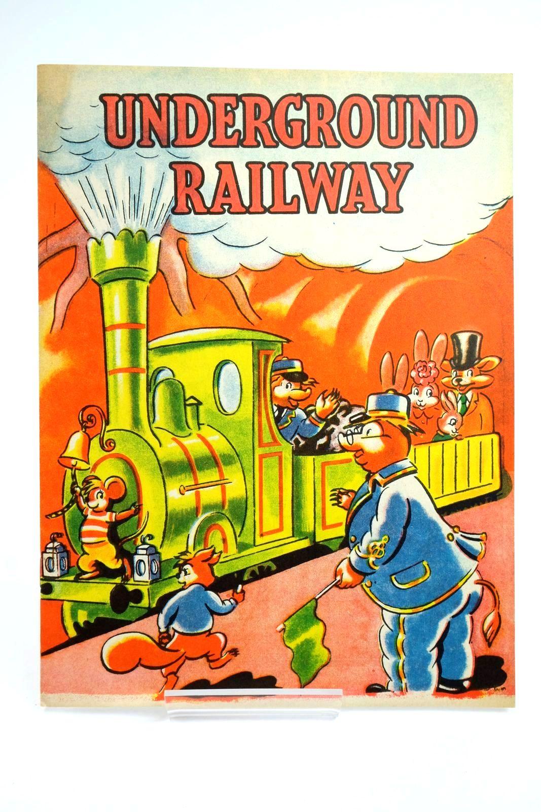Photo of UNDERGROUND RAILWAY- Stock Number: 1321697