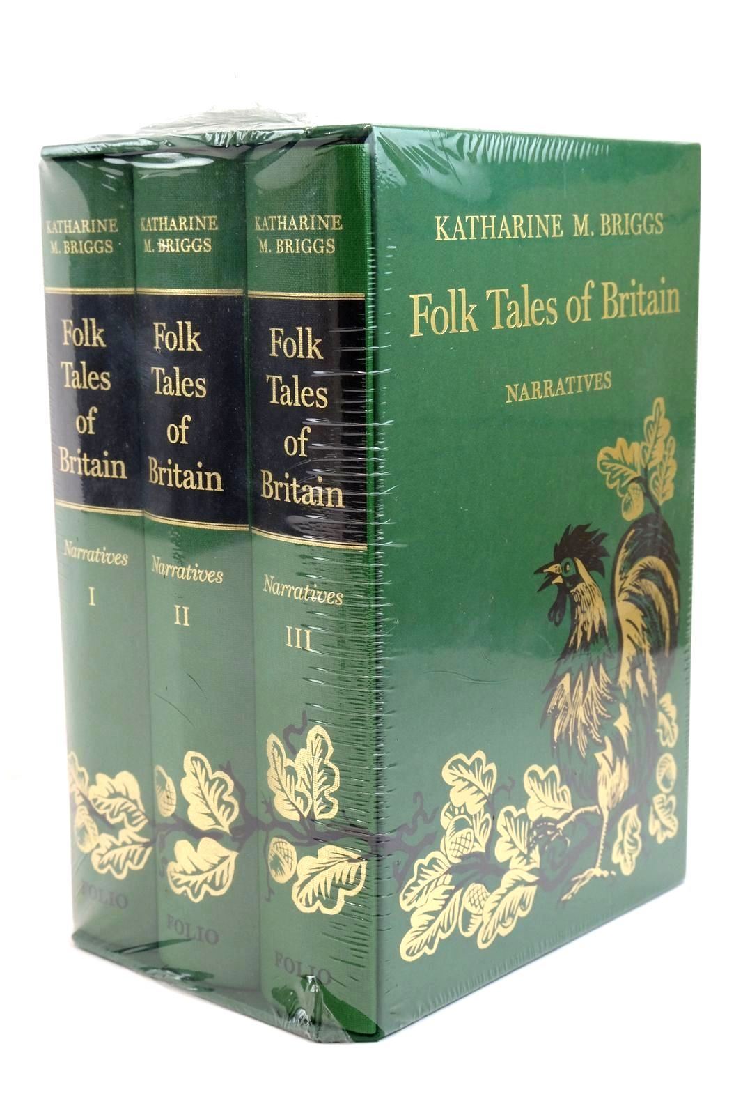 Photo of FOLK TALES OF BRITAIN NARRATIVES (3 VOLUMES)- Stock Number: 1321716