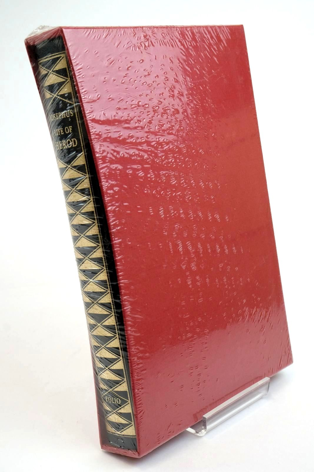 Photo of LIFE OF HEROD written by Josephus,  Gregory, John published by Folio Society (STOCK CODE: 1321718)  for sale by Stella & Rose's Books