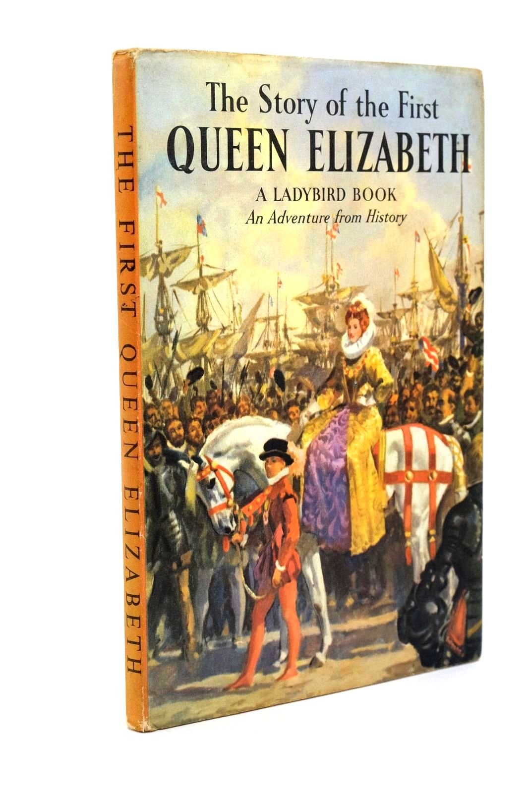 Photo of THE STORY OF THE FIRST QUEEN ELIZABETH- Stock Number: 1321728