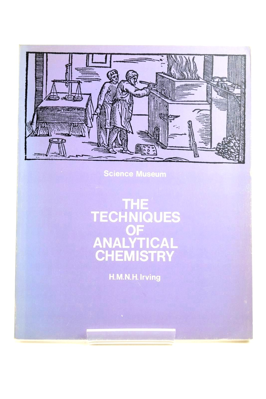 Photo of THE TECHNIQUES OF ANALYTICAL CHEMISTRY- Stock Number: 1321731