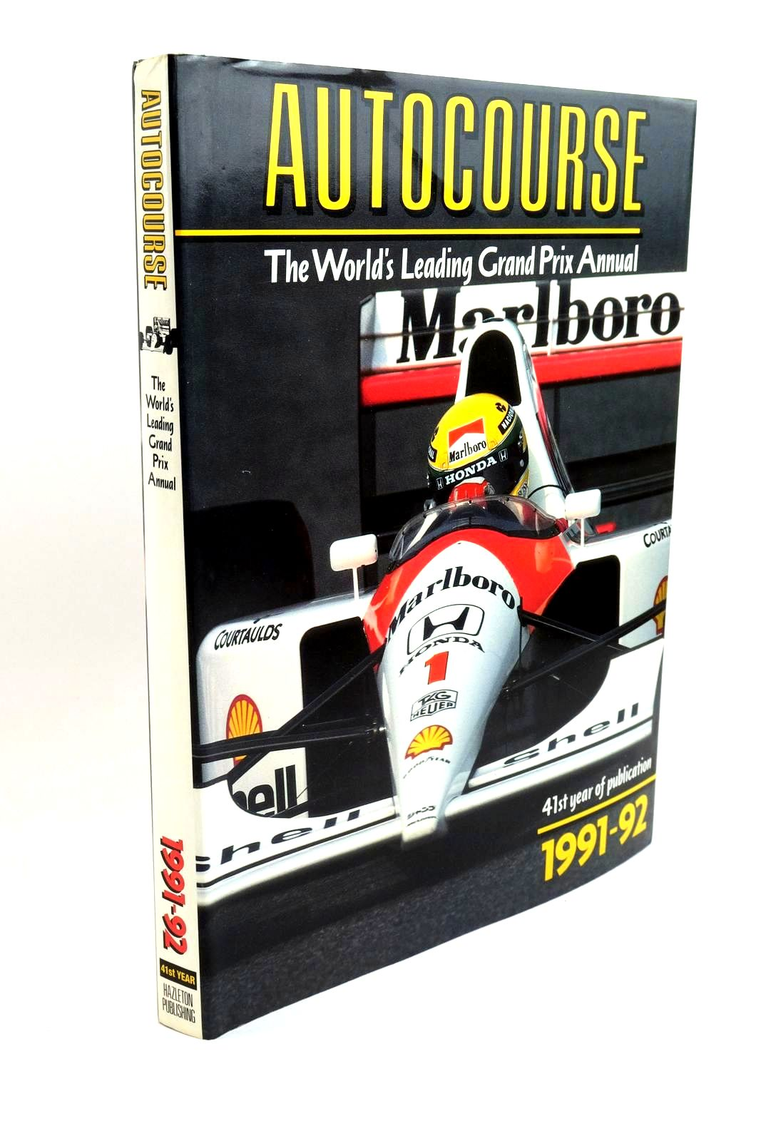Photo of AUTOCOURSE 1991-1992- Stock Number: 1321734