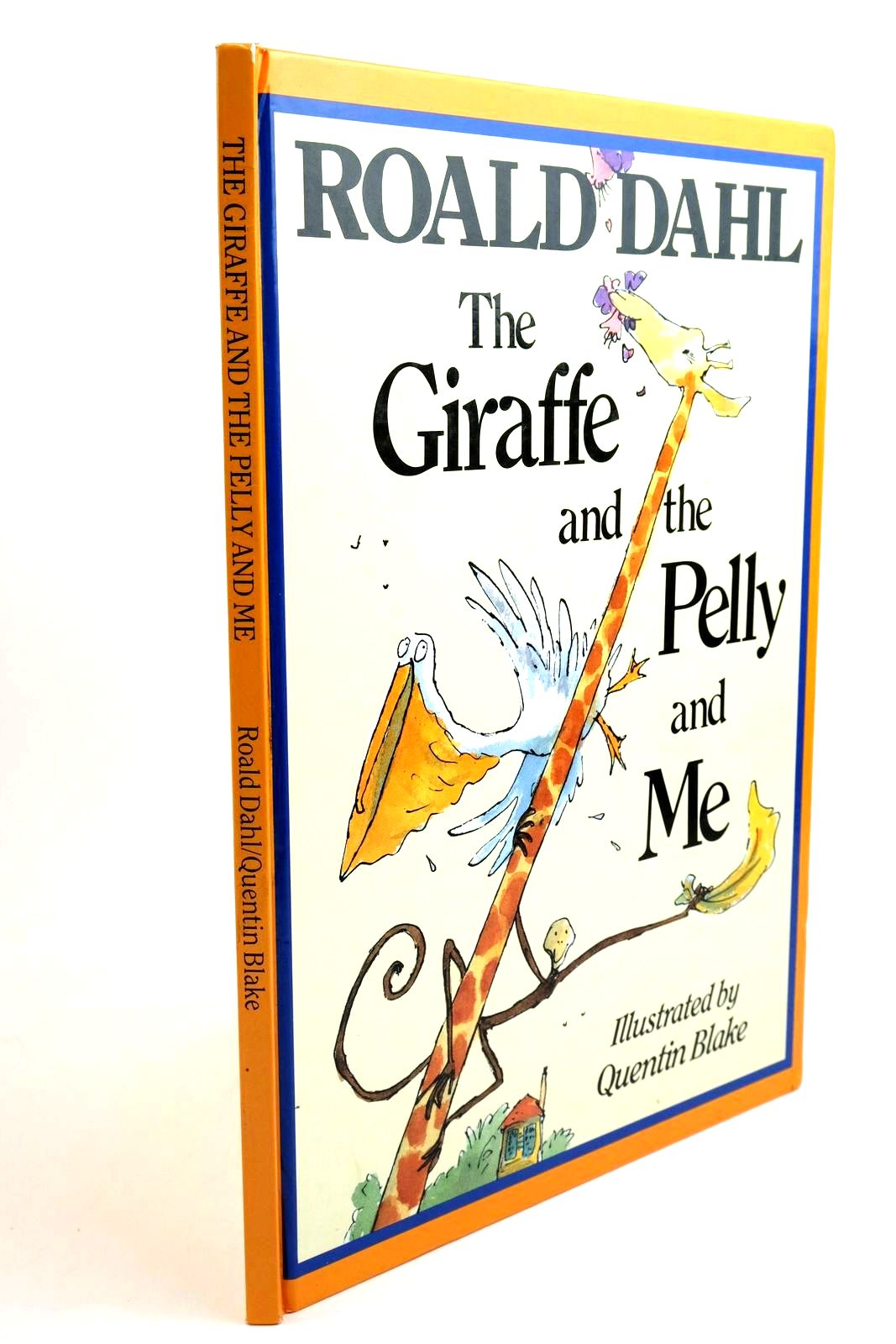 Photo of THE GIRAFFE AND THE PELLY AND ME- Stock Number: 1321738