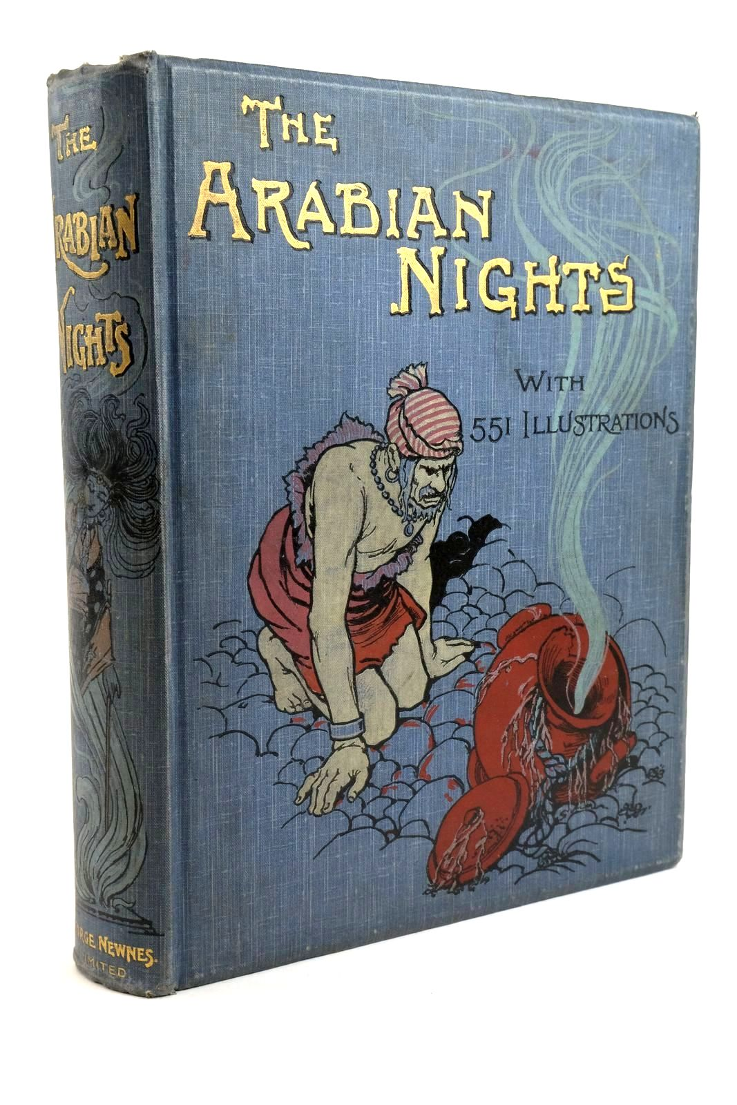 Photo of THE ARABIAN NIGHTS ENTERTAINMENTS- Stock Number: 1321772