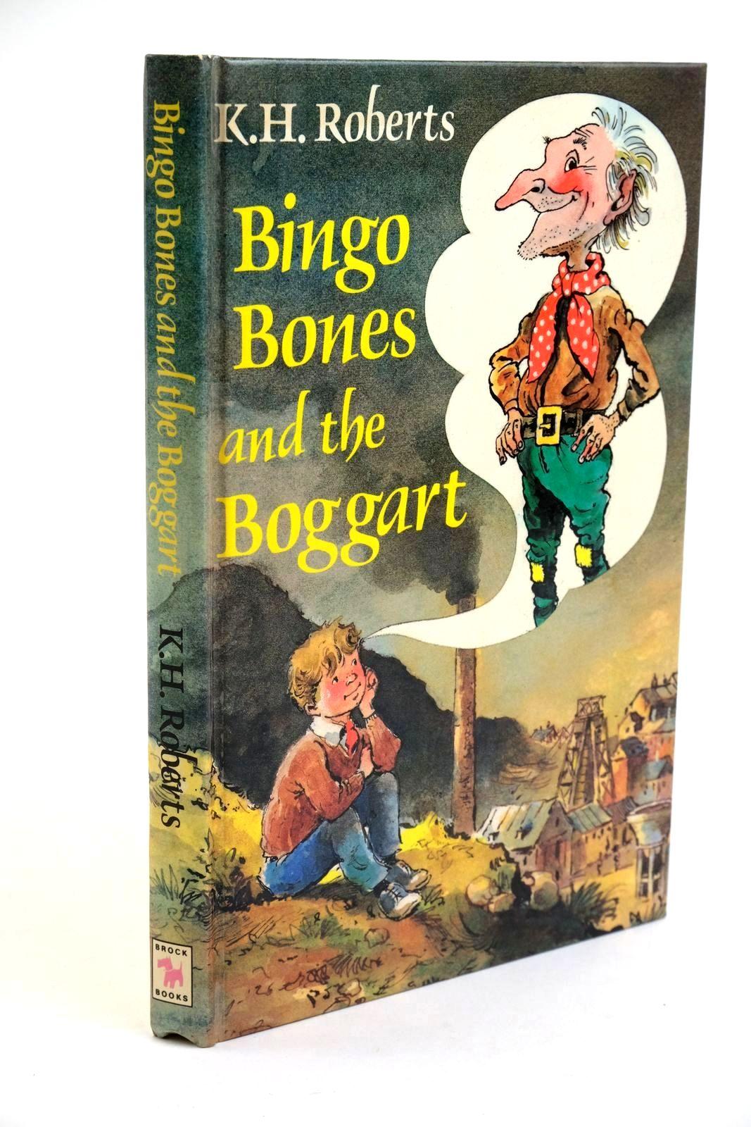 Photo of BINGO BONES AND THE BOGGART- Stock Number: 1321775