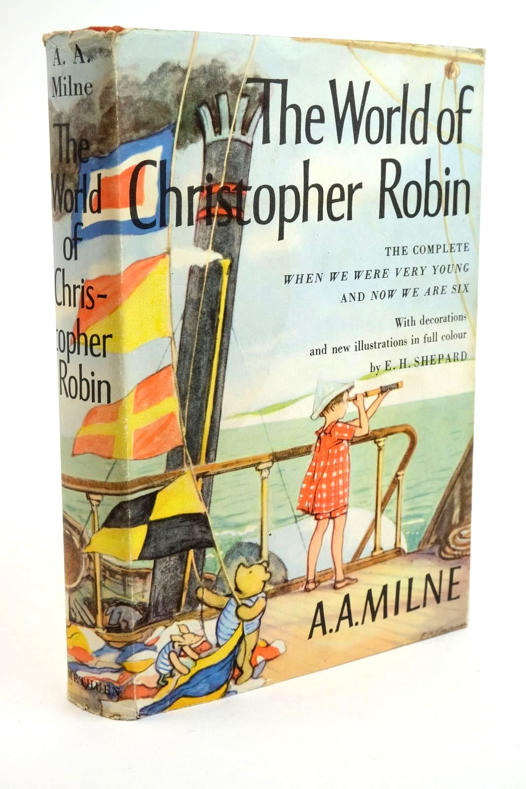 Photo of THE WORLD OF CHRISTOPHER ROBIN- Stock Number: 1321779