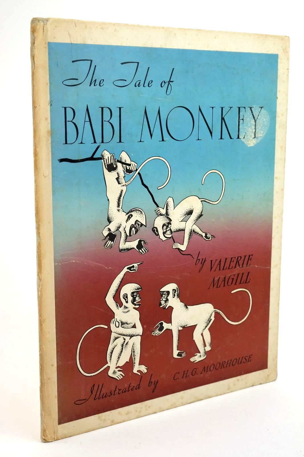 Photo of THE TALE OF BABI MONKEY- Stock Number: 1321782