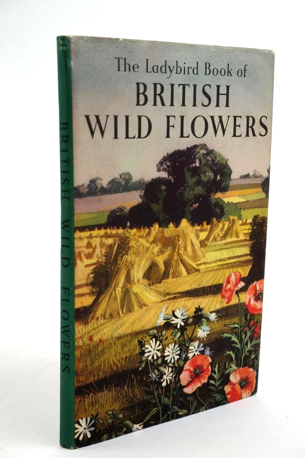 Photo of THE LADYBIRD BOOK OF BRITISH WILD FLOWERS- Stock Number: 1321786
