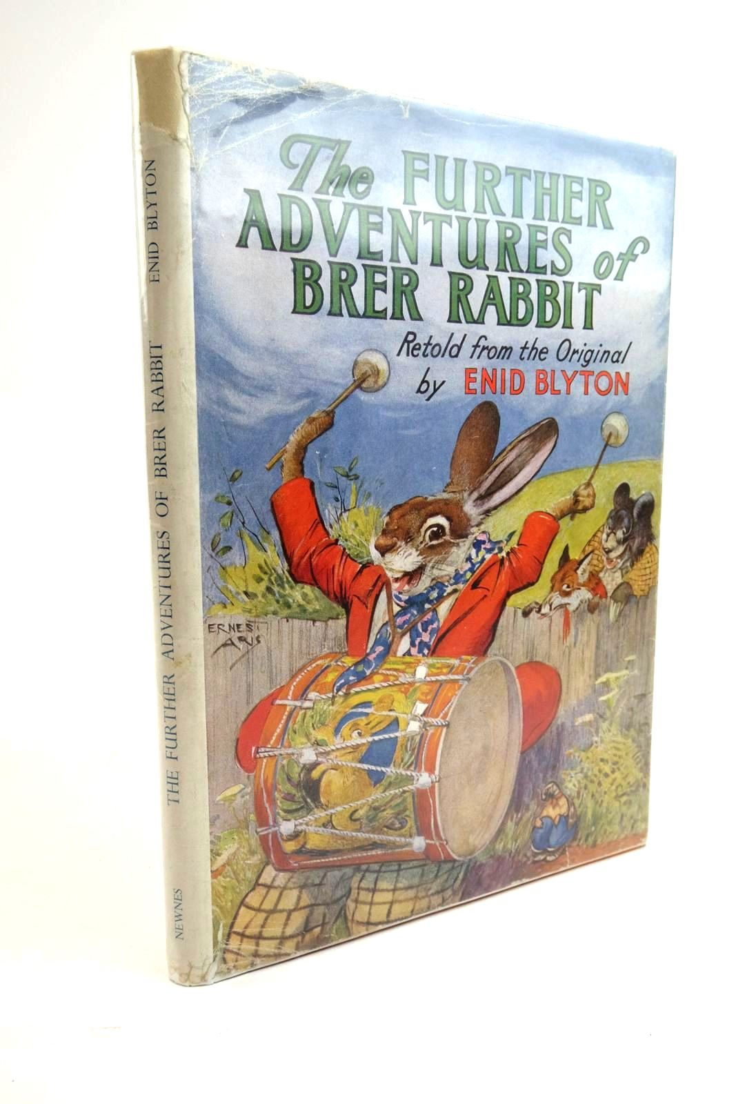 Photo of THE FURTHER ADVENTURES OF BRER RABBIT- Stock Number: 1321794