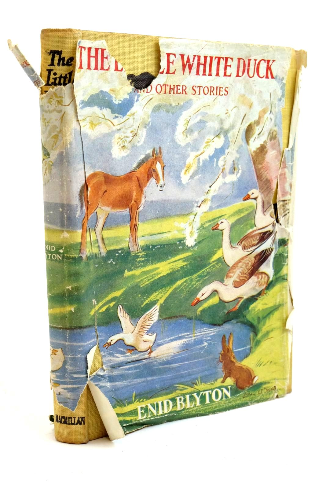 Photo of THE LITTLE WHITE DUCK AND OTHER STORIES- Stock Number: 1321816