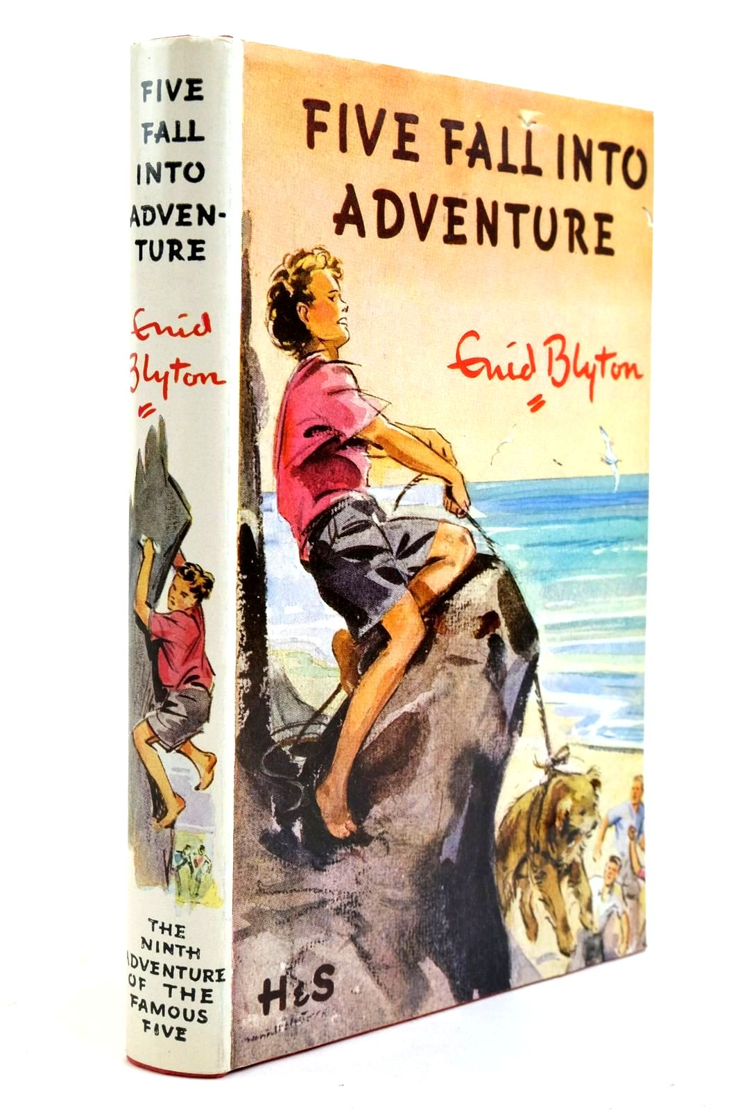 Photo of FIVE FALL INTO ADVENTURE- Stock Number: 1321817