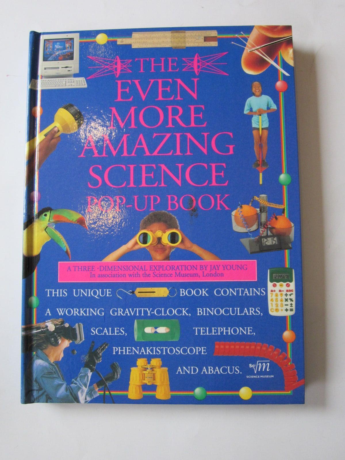 Photo of THE EVEN MORE AMAZING SCIENCE POP-UP BOOK written by Oxlade, Chris published by Franklin Watts (STOCK CODE: 1401104)  for sale by Stella & Rose's Books