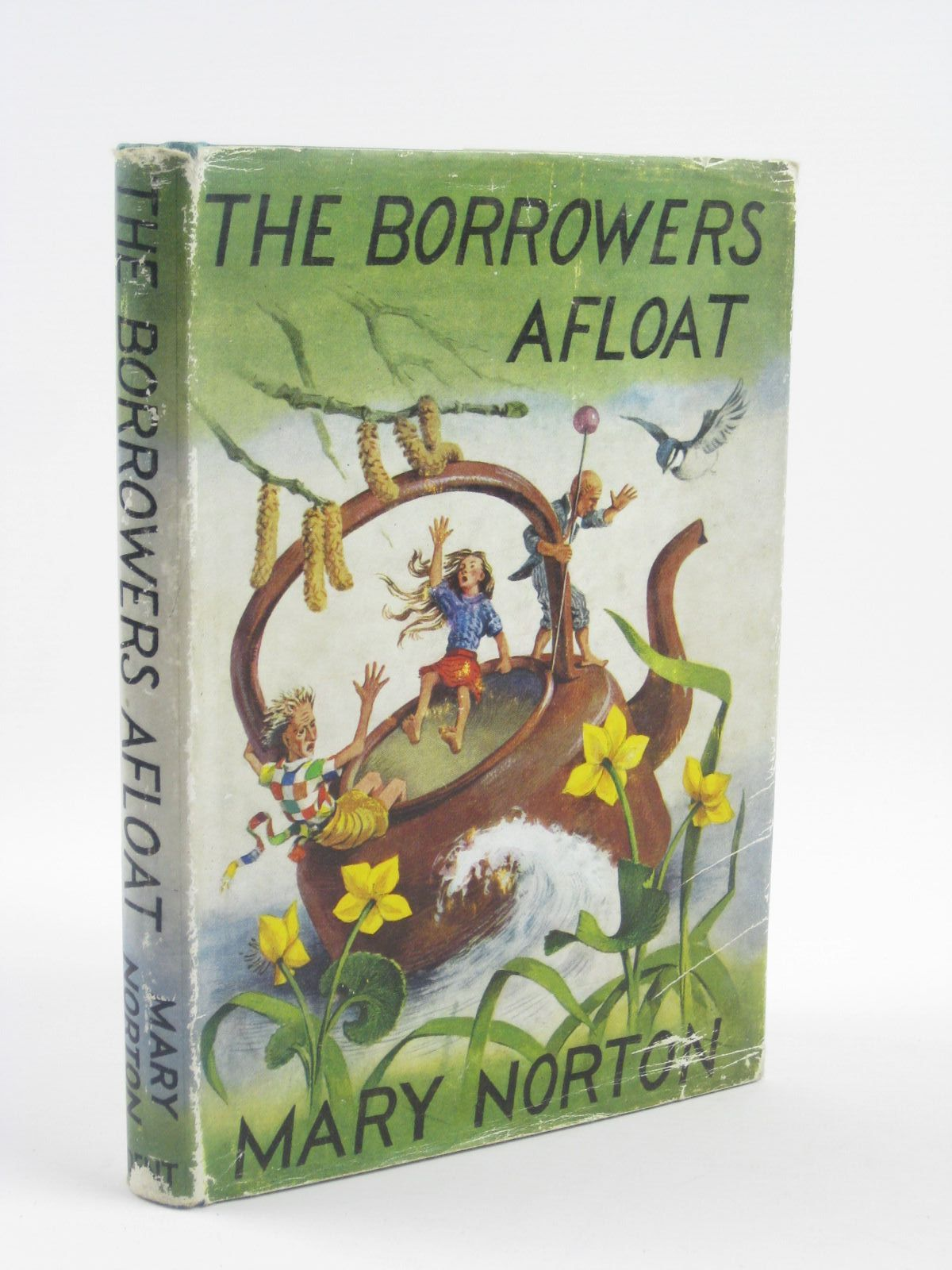 Photo of THE BORROWERS AFLOAT written by Norton, Mary illustrated by Stanley, Diana published by J.M. Dent & Sons Ltd. (STOCK CODE: 1401603)  for sale by Stella & Rose's Books