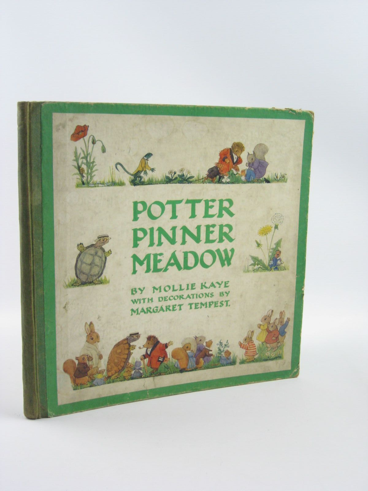 Photo of POTTER PINNER MEADOW written by Kaye, Mollie illustrated by Tempest, Margaret published by Collins (STOCK CODE: 1401657)  for sale by Stella & Rose's Books