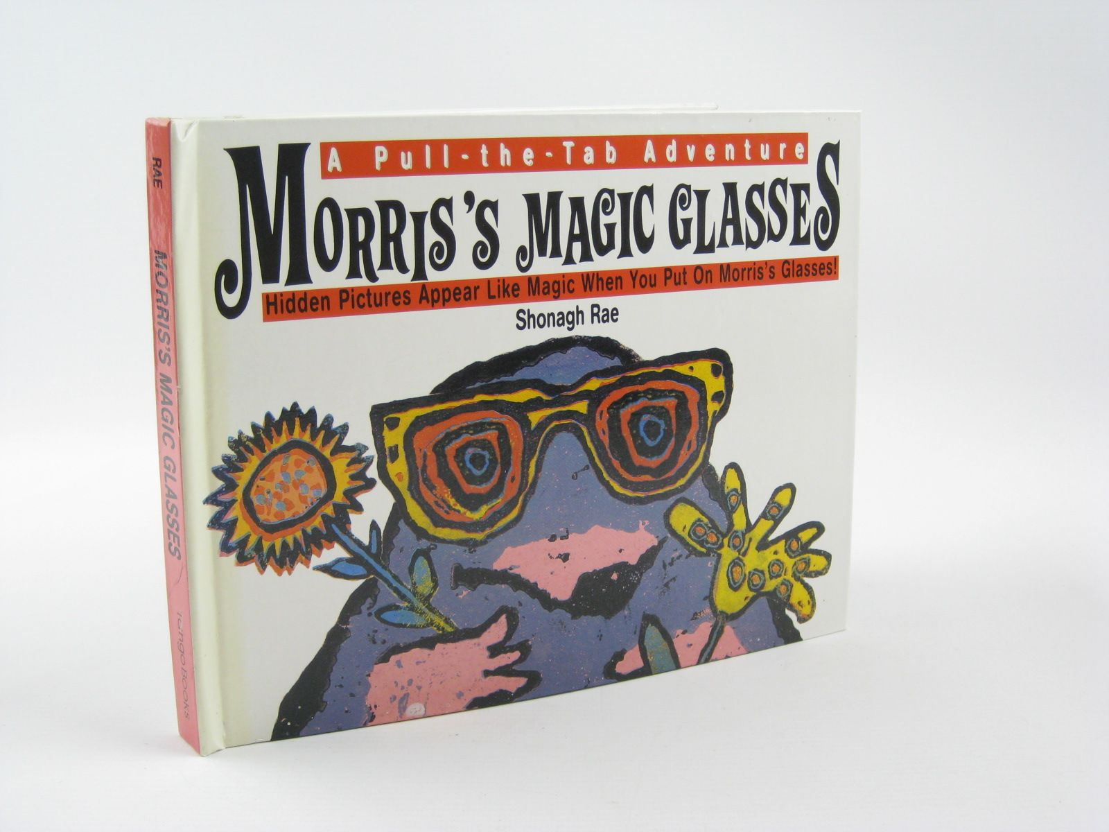 Photo of MORRIS'S MAGIC GLASSES written by Fields, Sadie illustrated by Rae, Shonagh published by Tango Books (STOCK CODE: 1401788)  for sale by Stella & Rose's Books