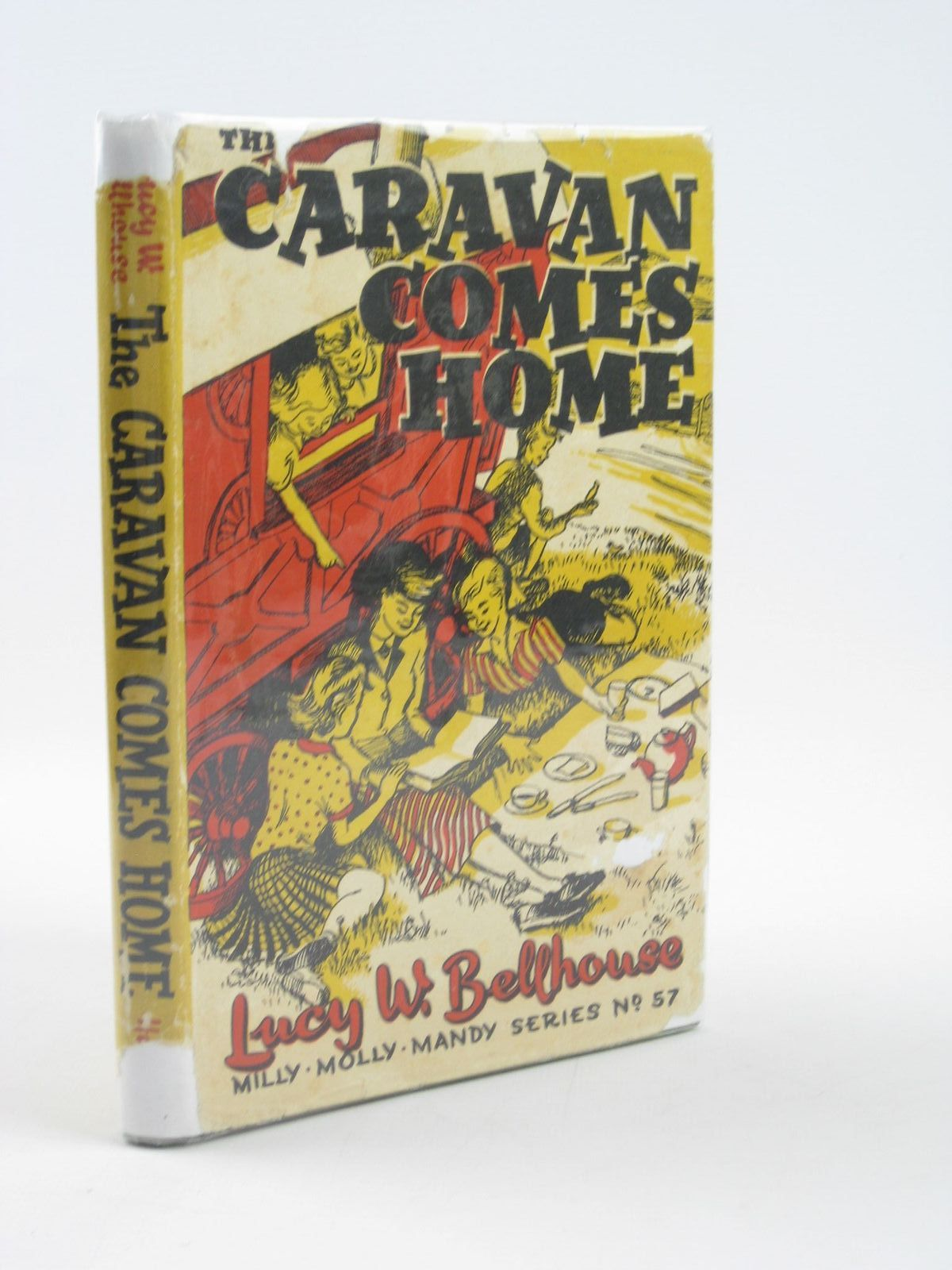 Photo of THE CARAVAN COMES HOME- Stock Number: 1401972