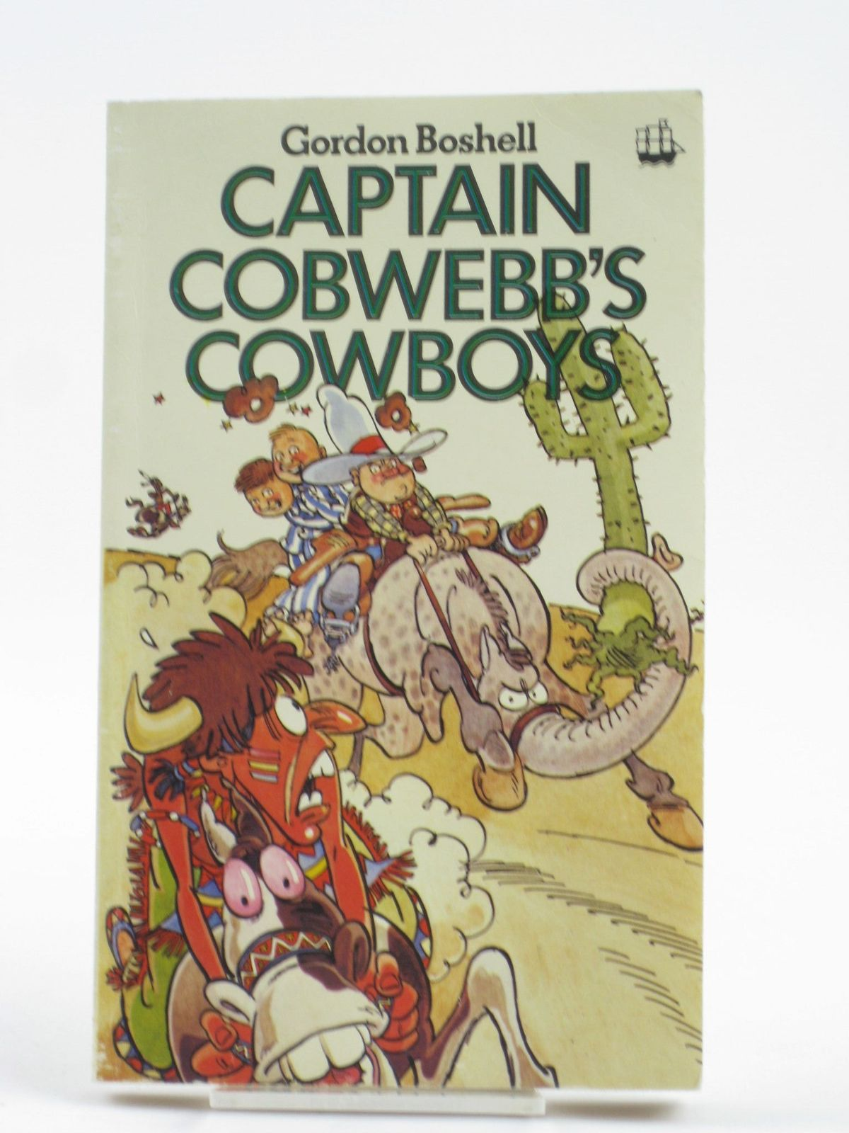 Photo of CAPTAIN COBWEBB'S COWBOYS- Stock Number: 1401996