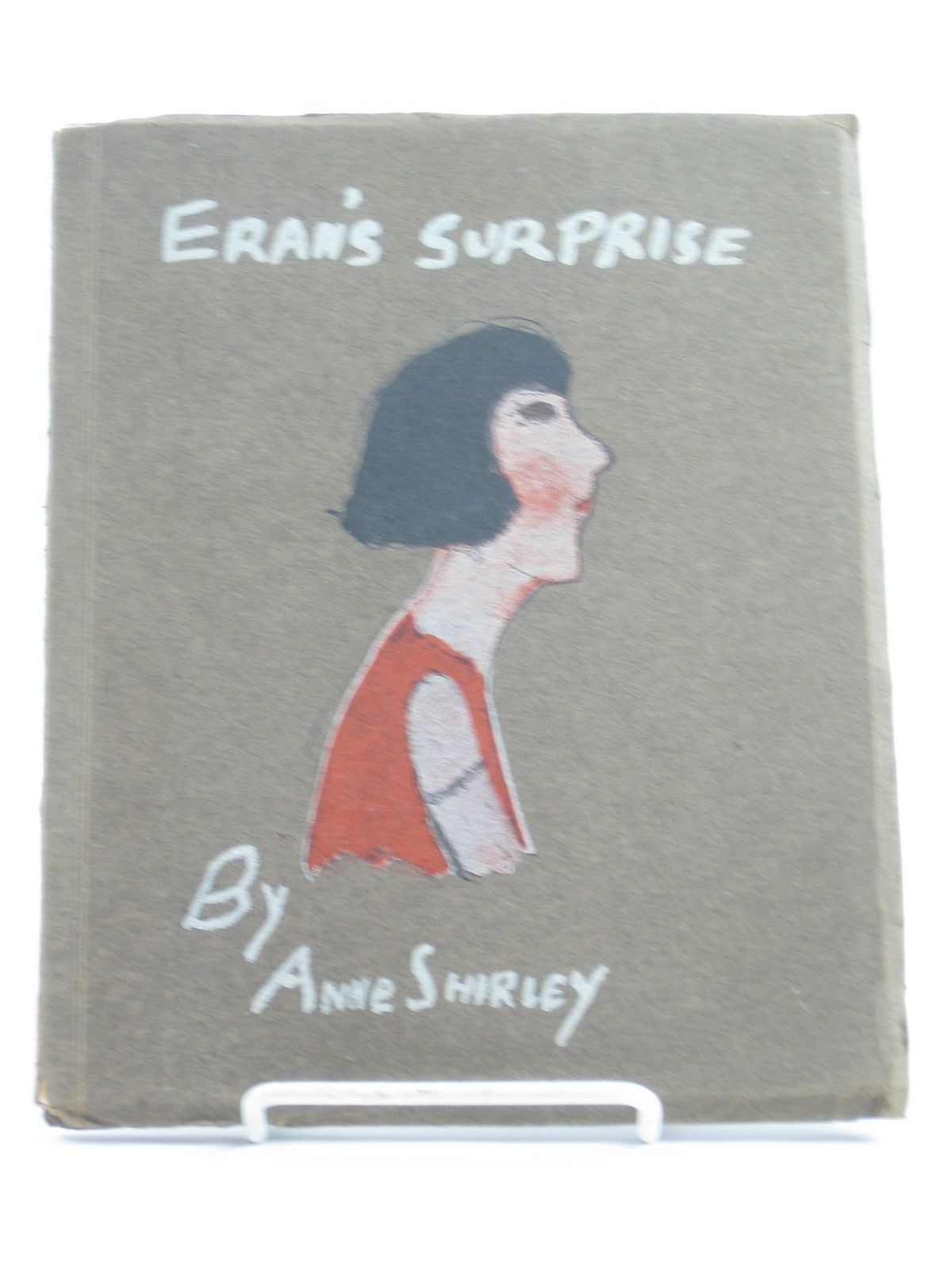 Photo of ERAN'S SUPRISE written by Shirley, Anne illustrated by Shirley, Anne published by Edgar Backus (STOCK CODE: 1402029)  for sale by Stella & Rose's Books