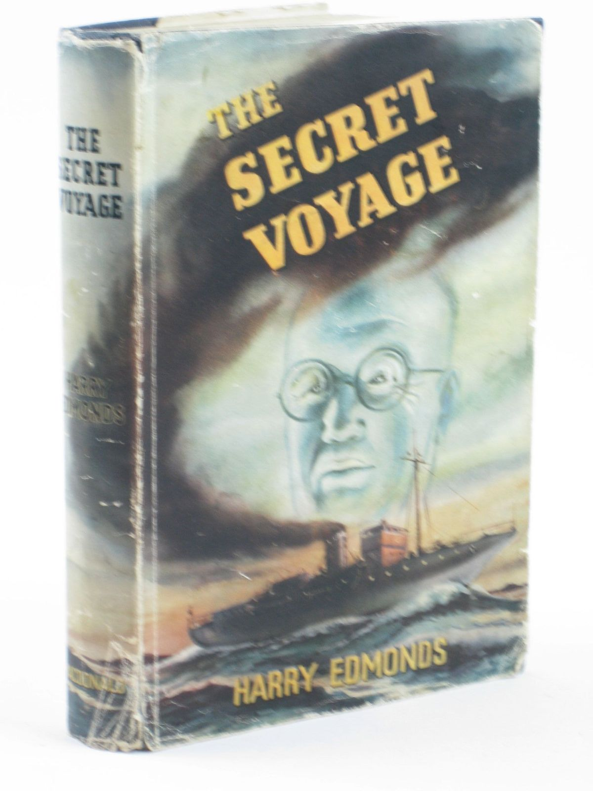 Photo of THE SECRET VOYAGE- Stock Number: 1402072