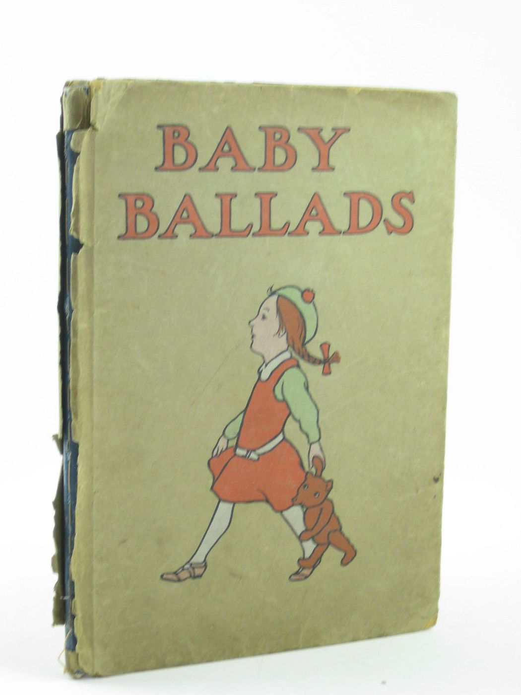 Photo of BABY BALLADS written by Cobb, Ruth illustrated by Cobb, Ruth published by Blackie & Son Ltd. (STOCK CODE: 1402173)  for sale by Stella & Rose's Books