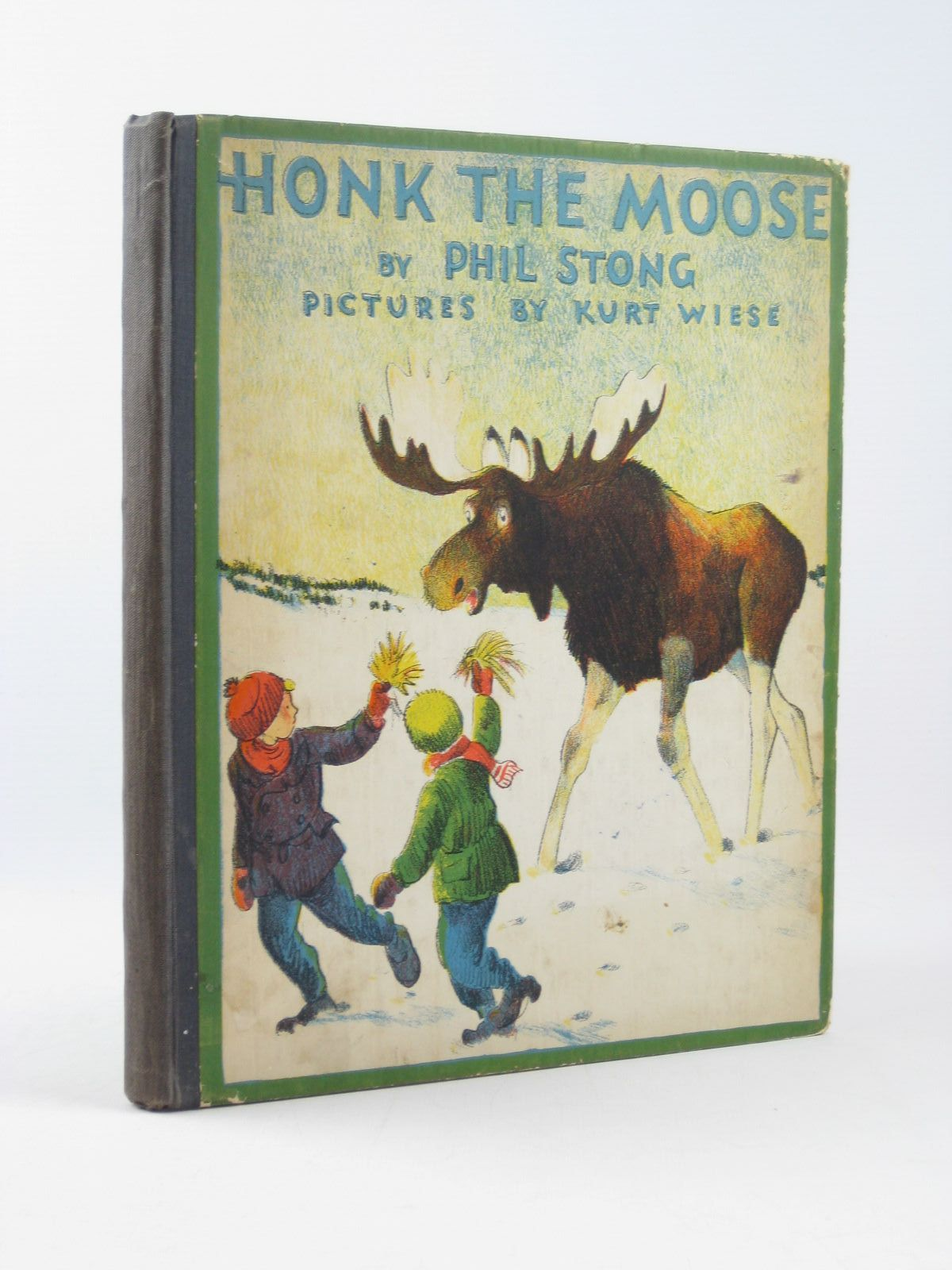Photo of HONK THE MOOSE- Stock Number: 1402332