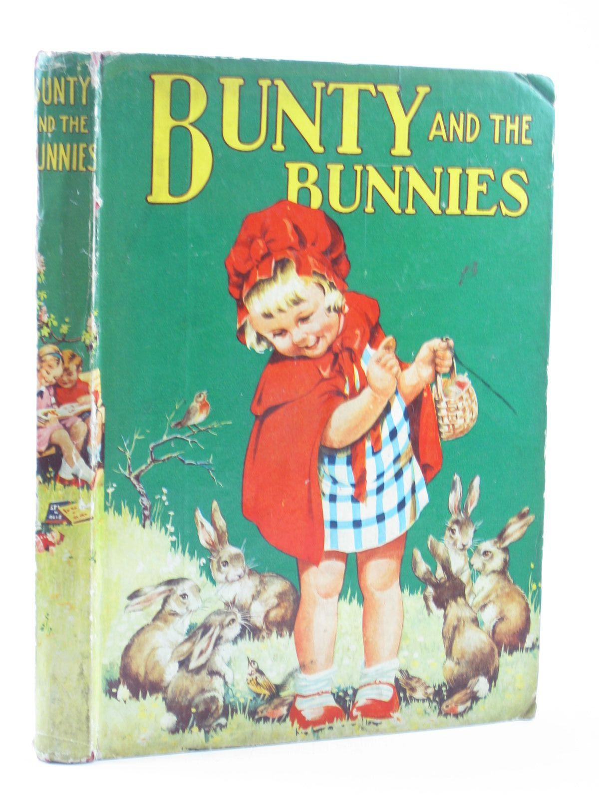 Photo of BUNTY AND THE BUNNIES- Stock Number: 1402336