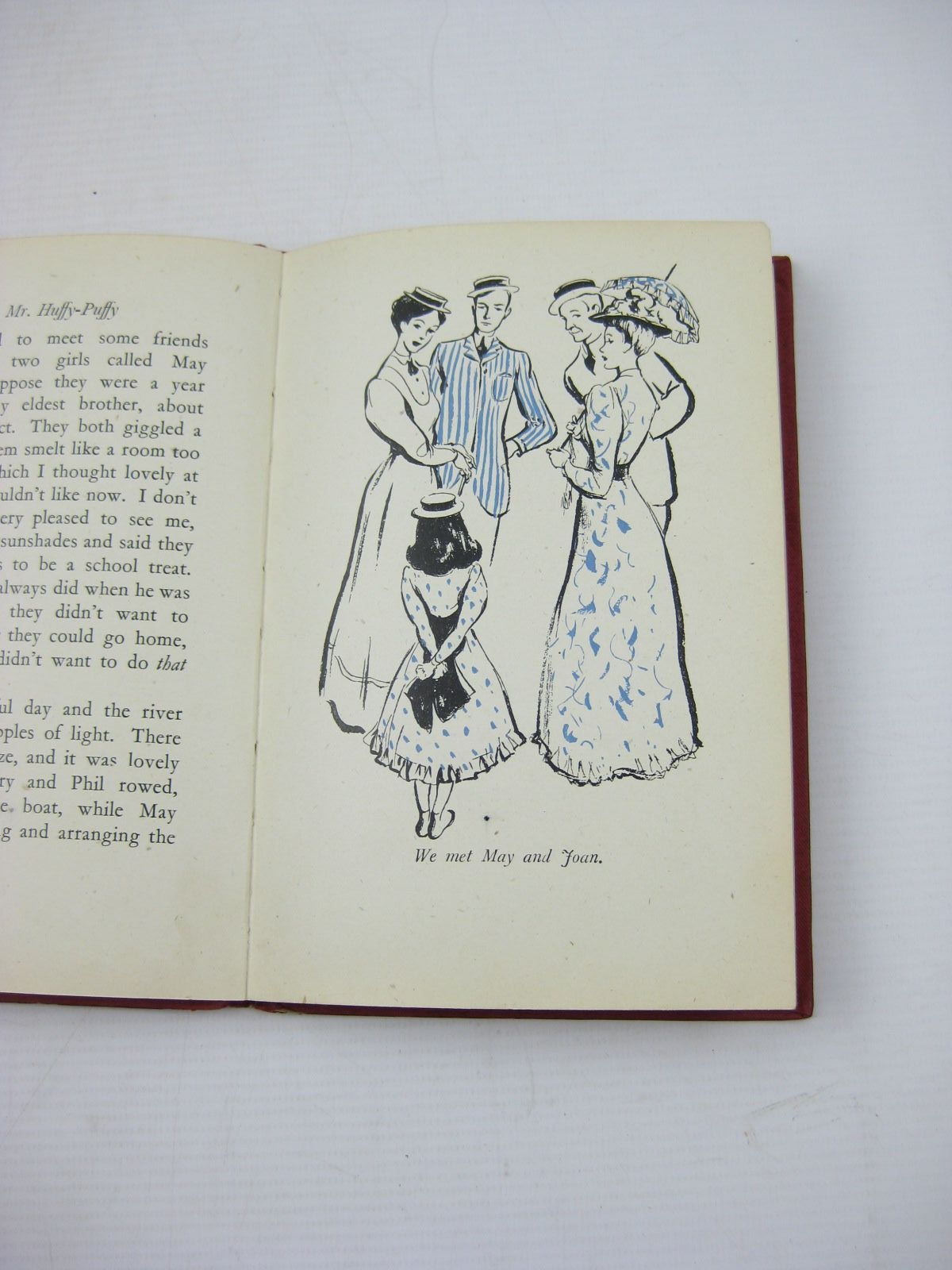 Photo of LITTLE MR. HUFFY-PUFFY written by Makower, Adelaide published by Collins (STOCK CODE: 1402401)  for sale by Stella & Rose's Books