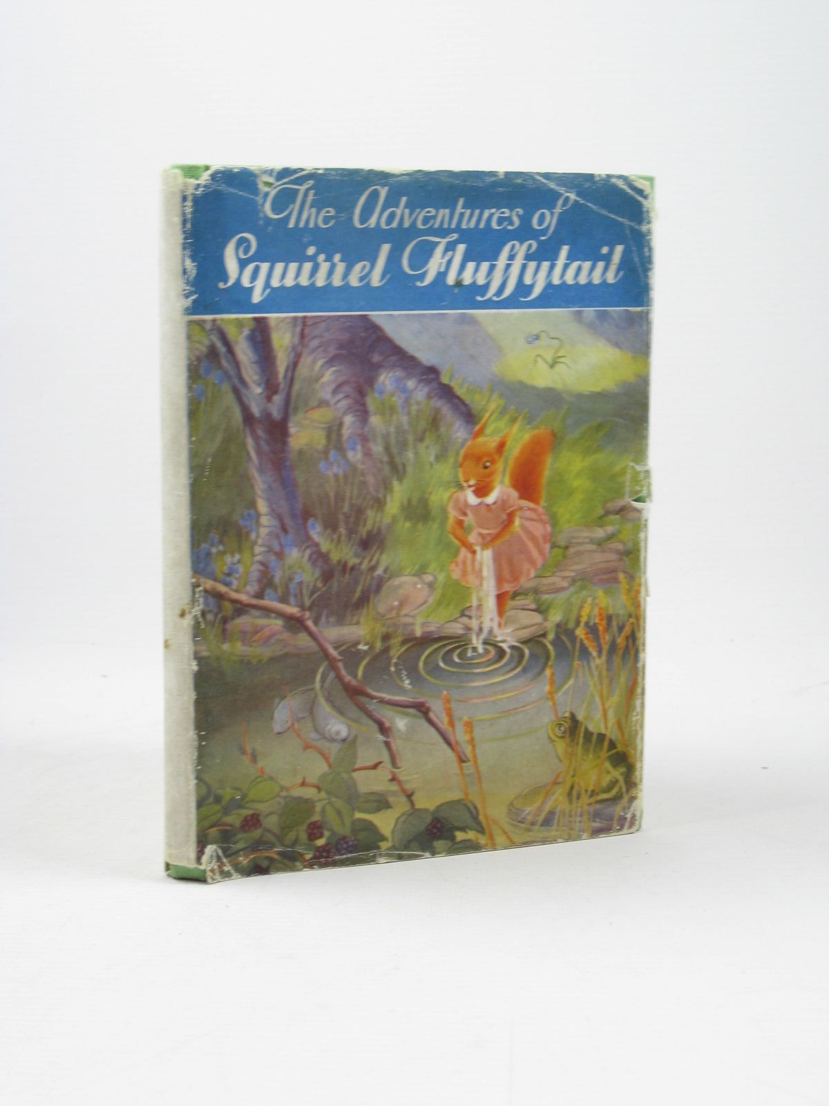 Photo of THE ADVENTURES OF SQUIRREL FLUFFYTALE written by McKenna, Dolores published by W. & R. Chambers Limited (STOCK CODE: 1402406)  for sale by Stella & Rose's Books