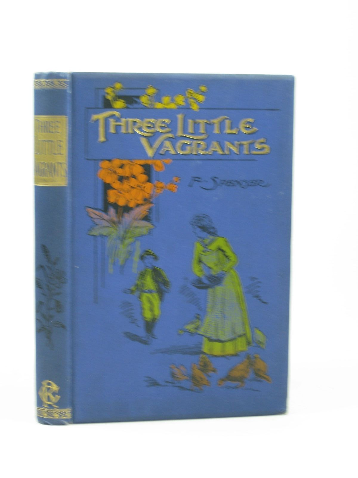 Photo of THREE LITTLE VAGRANTS written by Spenser, F. published by Robert Culley (STOCK CODE: 1402414)  for sale by Stella & Rose's Books