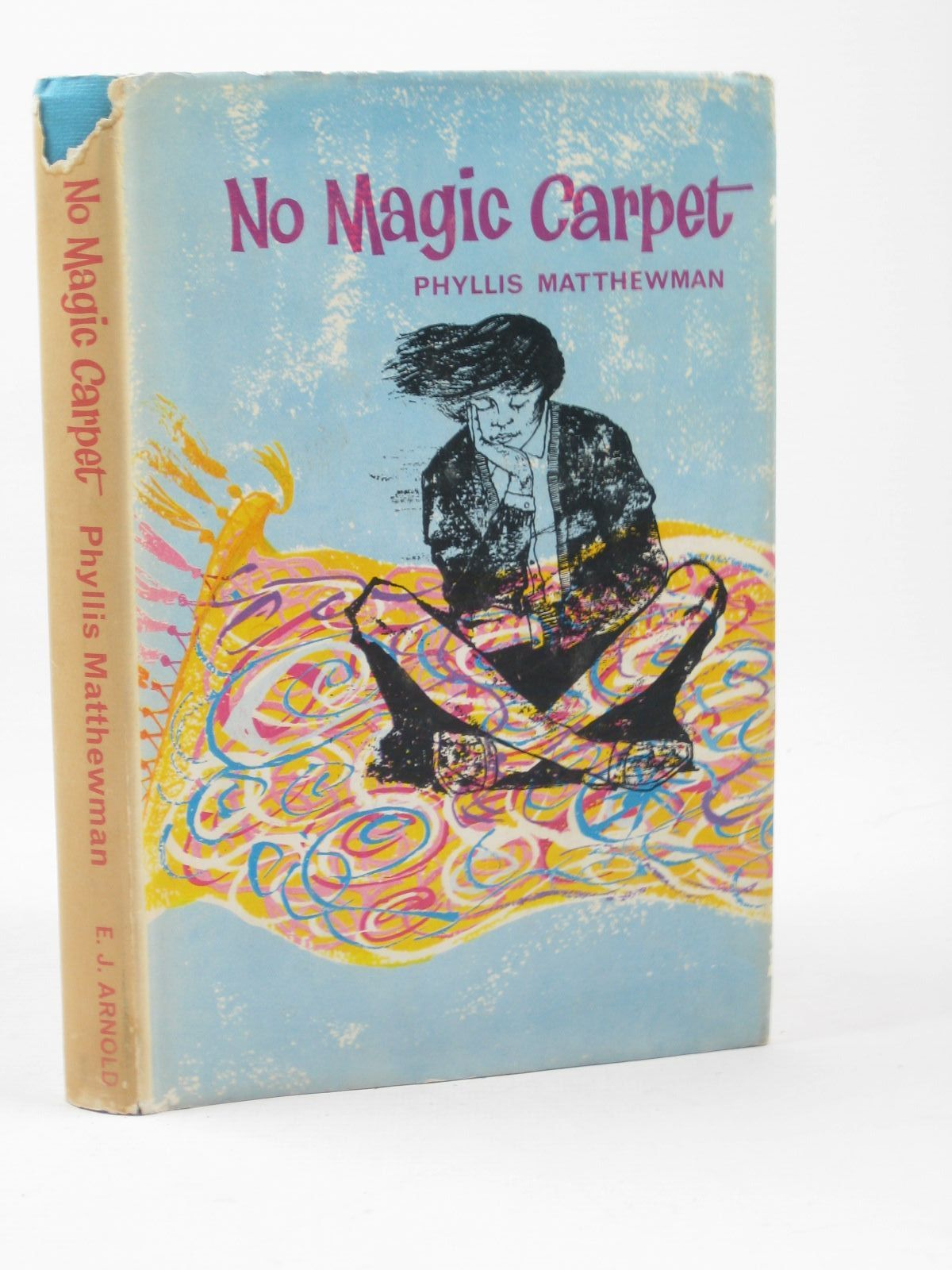 Photo of NO MAGIC CARPET written by Matthewman, Phyllis published by E.J. Arnold & Son Ltd. (STOCK CODE: 1402415)  for sale by Stella & Rose's Books