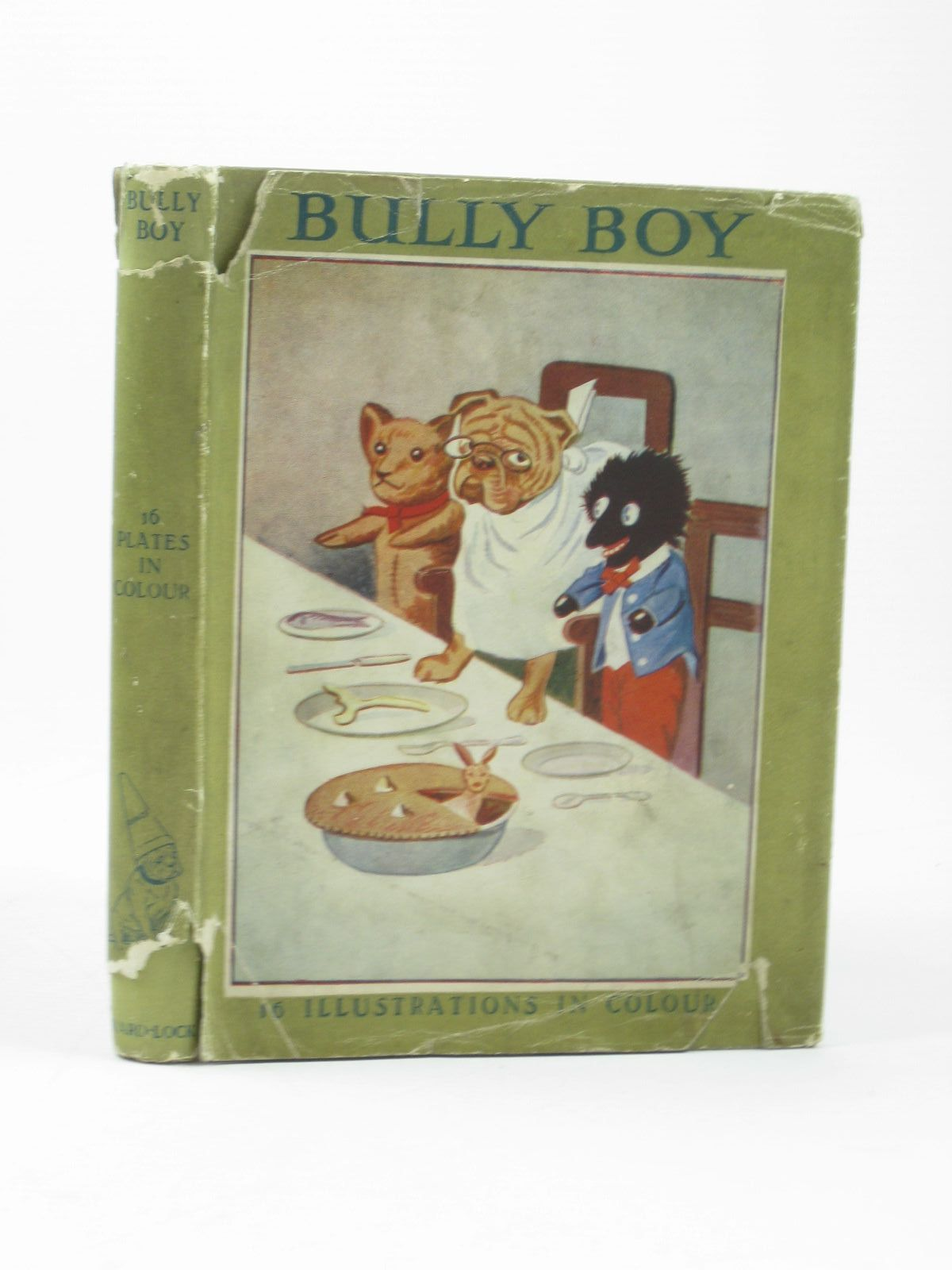Photo of BULLY BOY written by Golding, Harry illustrated by Cooke, Arthur published by Ward Lock & Co Ltd. (STOCK CODE: 1402421)  for sale by Stella & Rose's Books