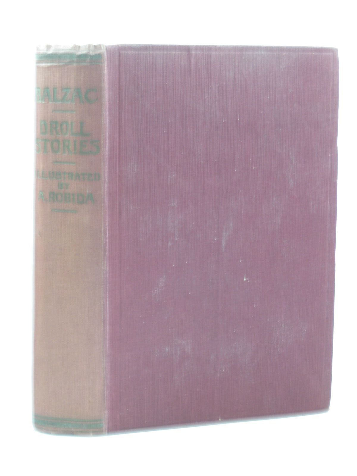 Photo of DROLL STORIES- Stock Number: 1402446