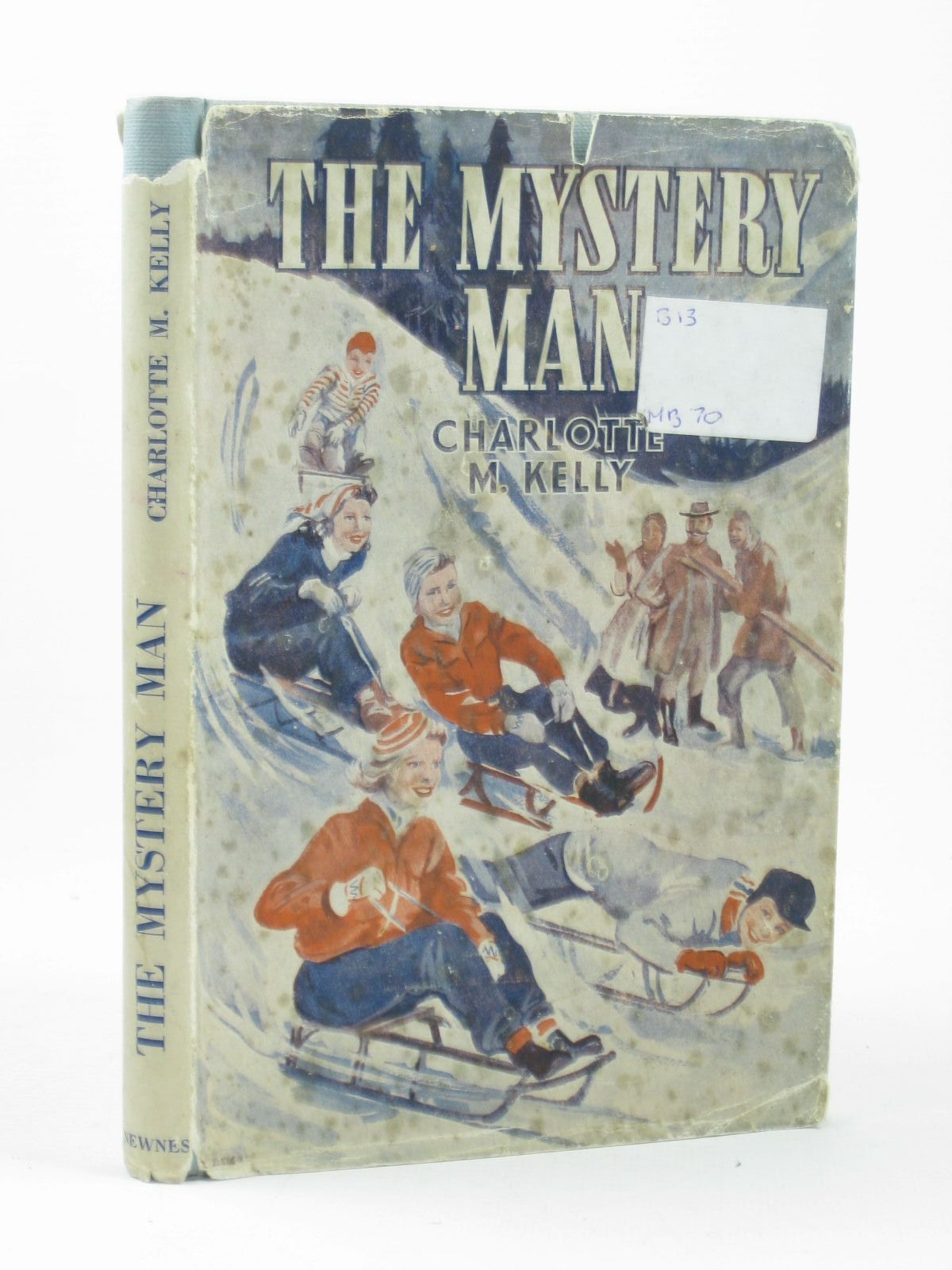 Photo of THE MYSTERY MAN- Stock Number: 1402491