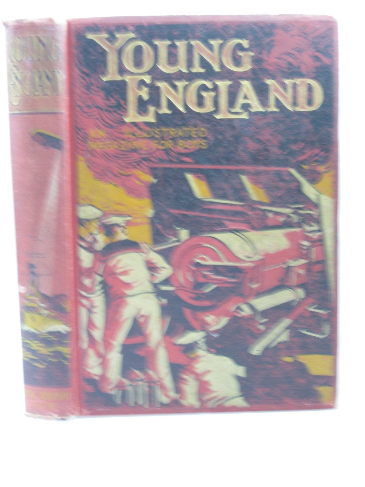 Photo of YOUNG ENGLAND (37th ANNUAL) written by Eady, K.M. Walker, Rowland et al, illustrated by Campbell, John F. Osborne, Rex et al., published by Pilgrim Press (STOCK CODE: 1402751)  for sale by Stella & Rose's Books