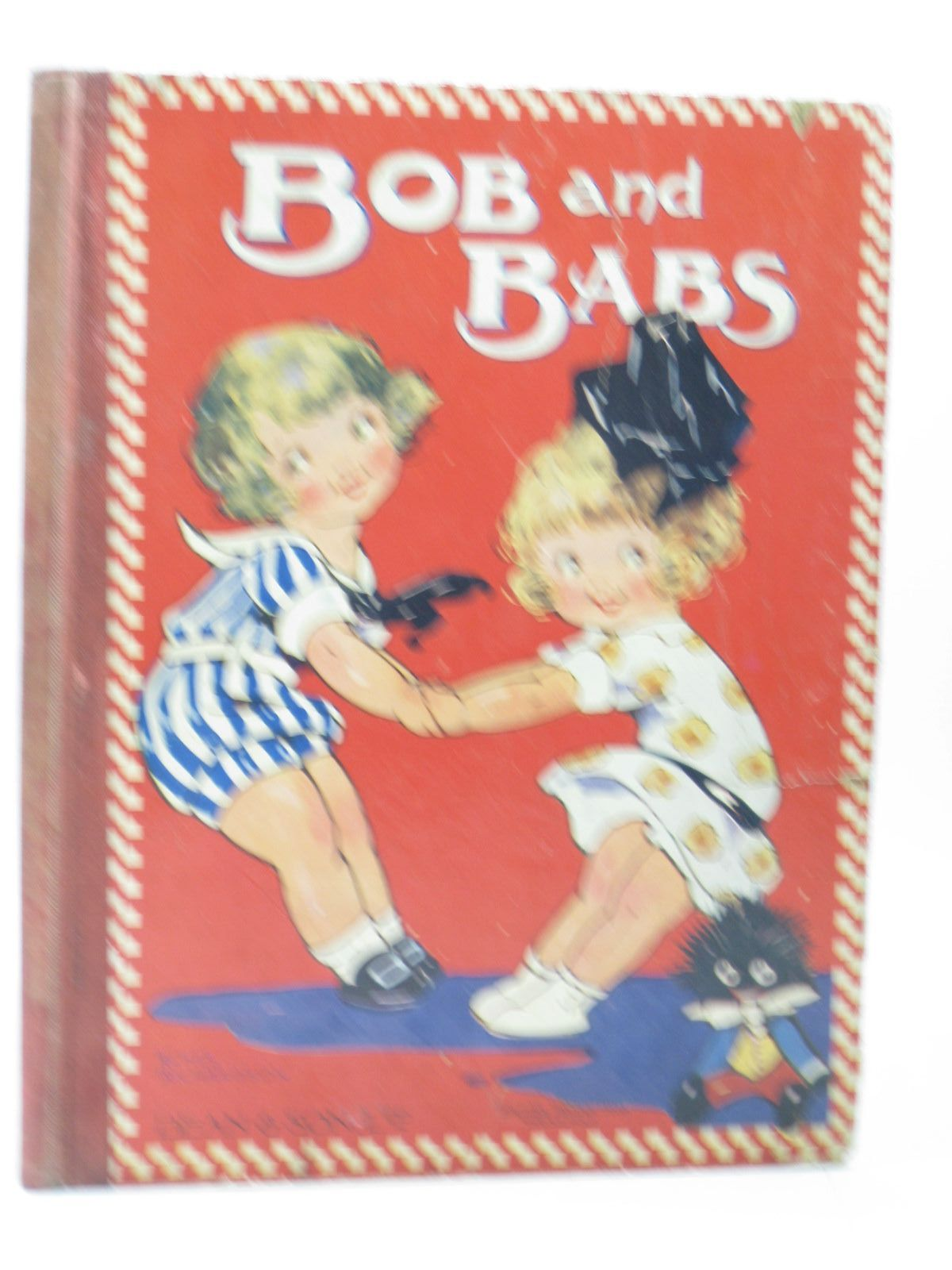 Photo of BOB AND BABS written by Hayes, Nancy M.<br />MacNair, J.H.<br />et al, published by Dean &amp; Son Ltd. (STOCK CODE: 1402763)  for sale by Stella & Rose's Books