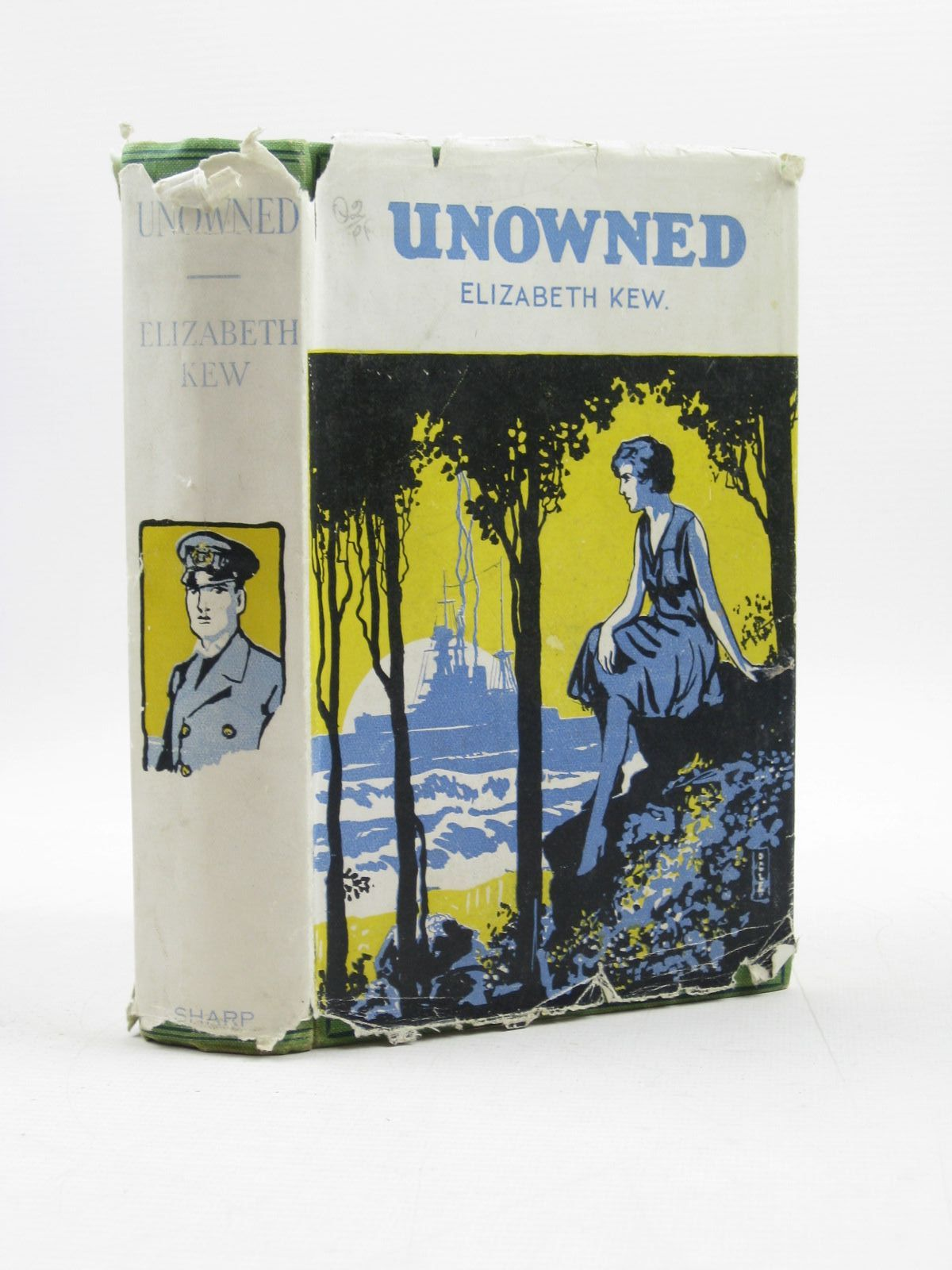 Photo of UNOWNED written by Kew, Elizabeth published by The Epworth Press (STOCK CODE: 1403002)  for sale by Stella & Rose's Books