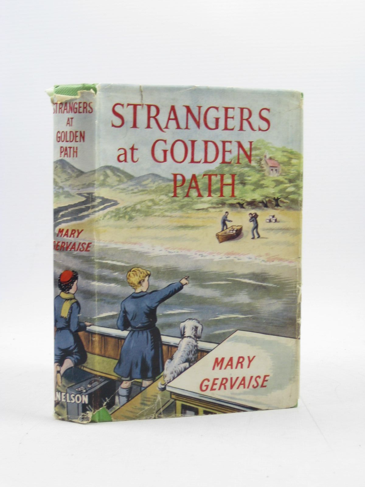 Photo of STRANGERS AT GOLDEN PATH written by Gervaise, Mary illustrated by Bryer-Ash, Wendy published by Thomas Nelson & Sons (STOCK CODE: 1403047)  for sale by Stella & Rose's Books