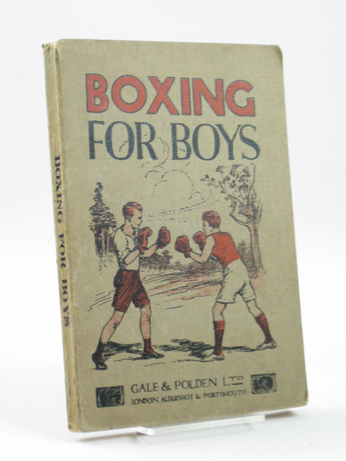 Photo of BOXING FOR BOYS- Stock Number: 1403266