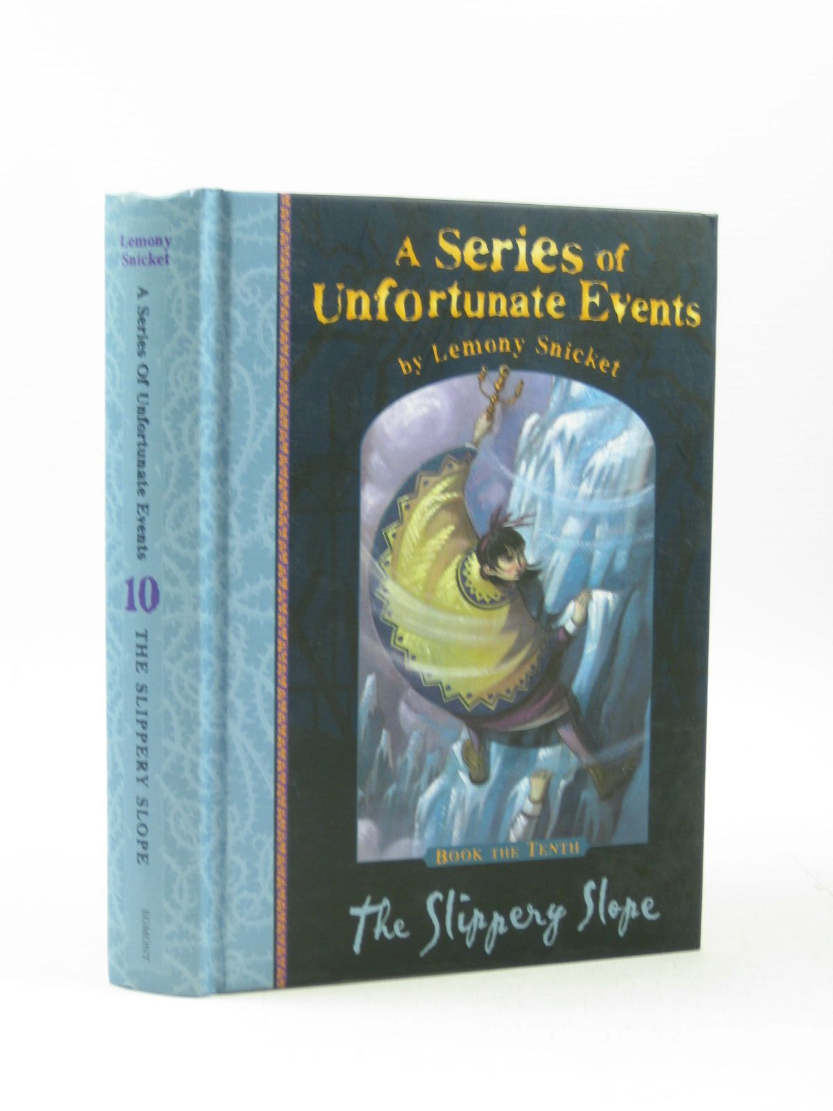 Photo of A SERIES OF UNFORTUNATE EVENTS: THE SLIPPERY SLOPE- Stock Number: 1403382
