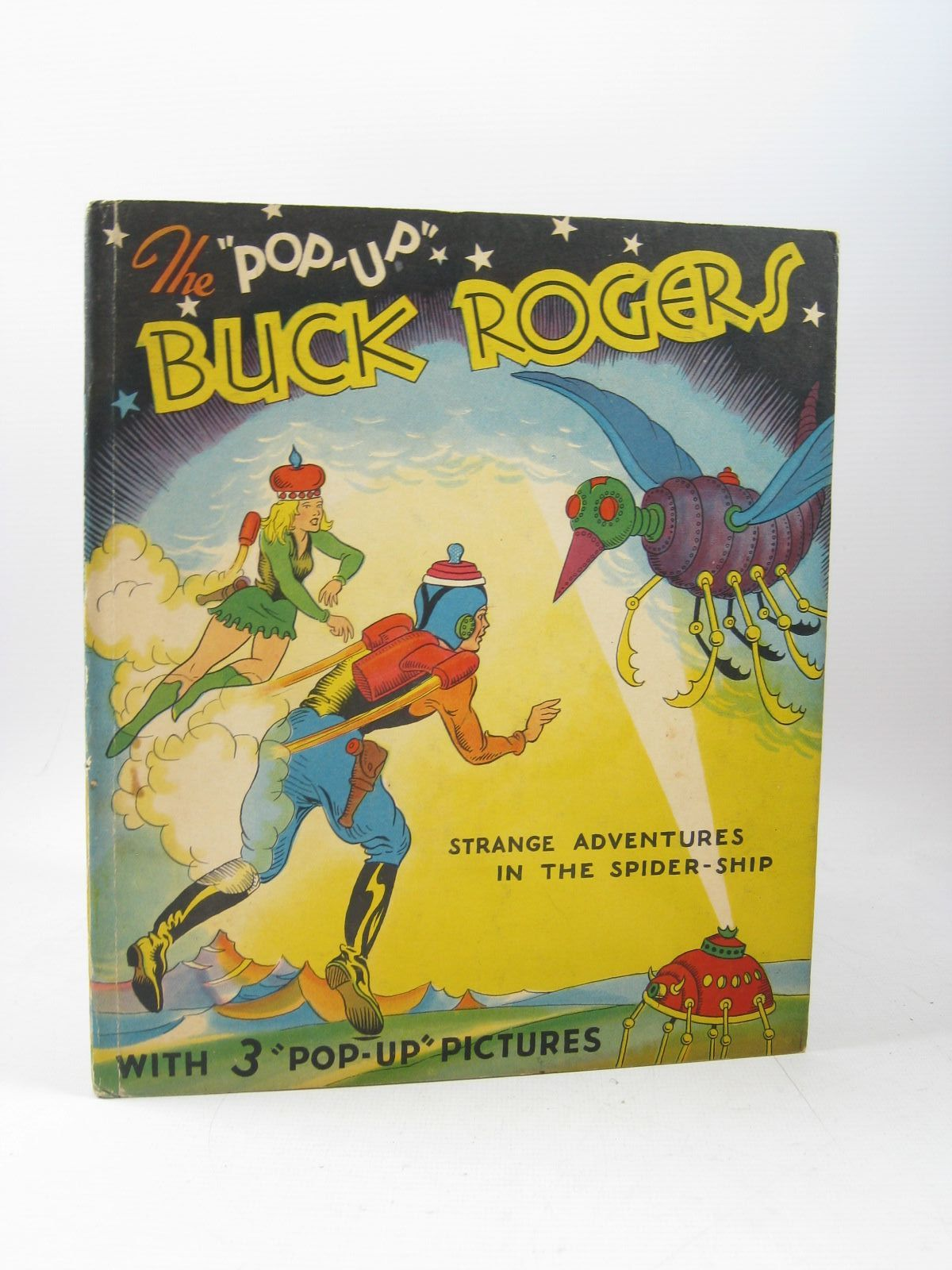 Photo of THE POP-UP BUCK ROGERS- Stock Number: 1403471