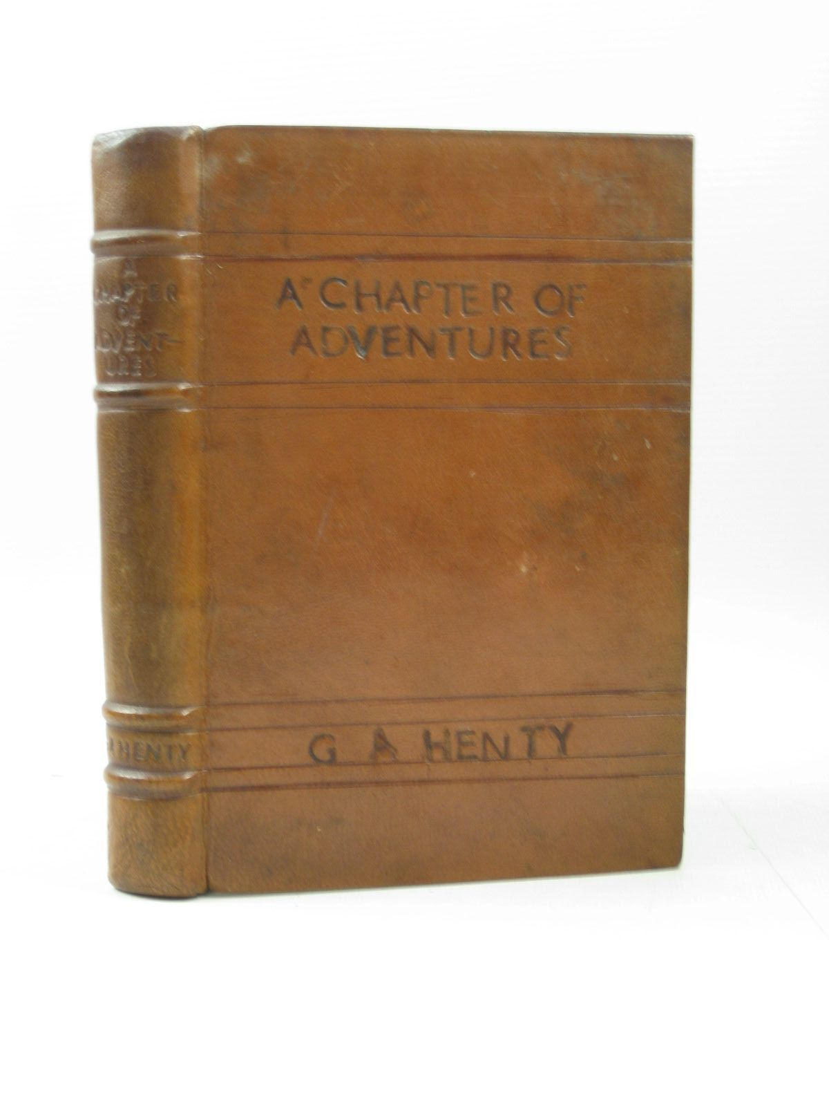 Photo of A CHAPTER OF ADVENTURES- Stock Number: 1403526